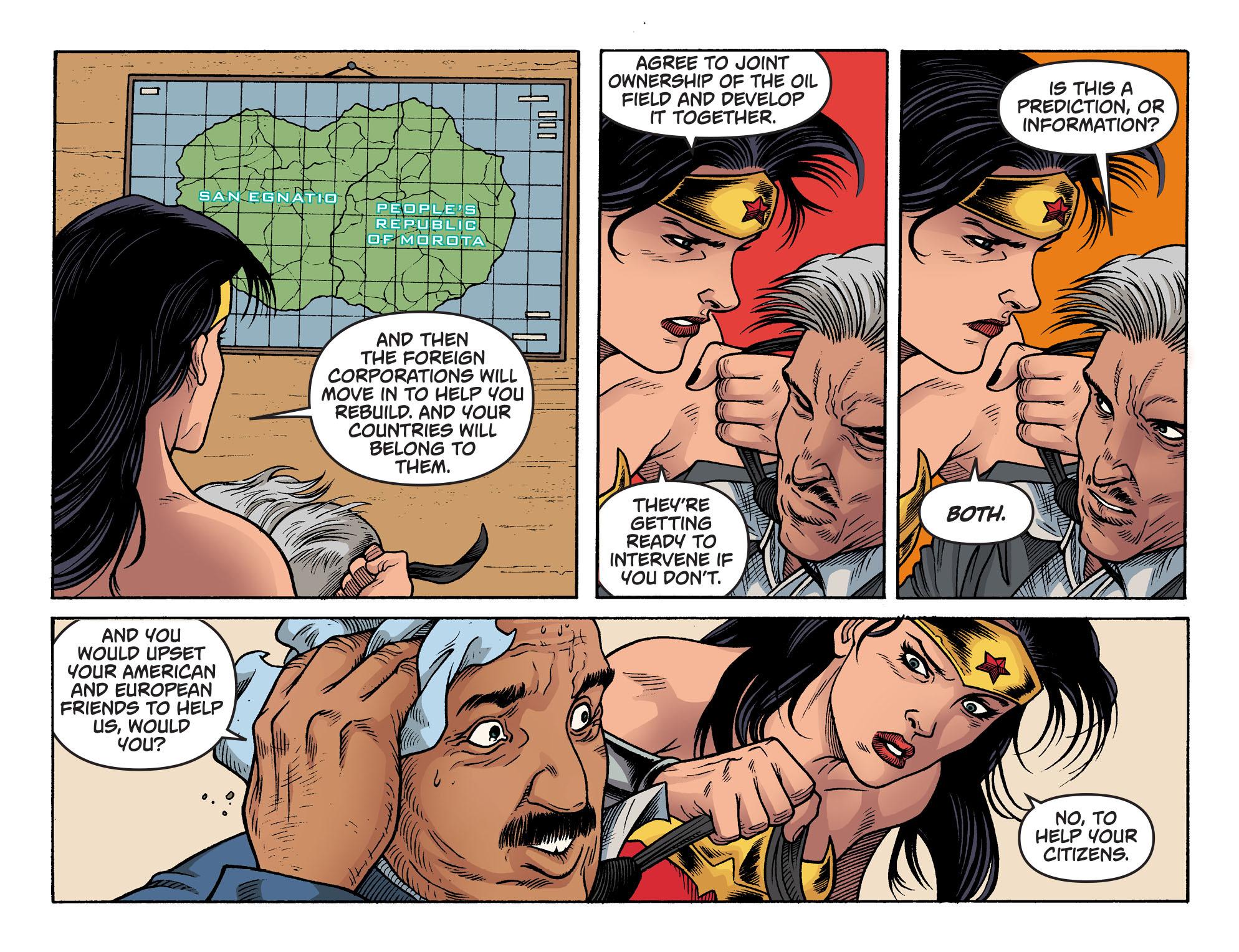 Read online Sensation Comics Featuring Wonder Woman comic -  Issue #44 - 18