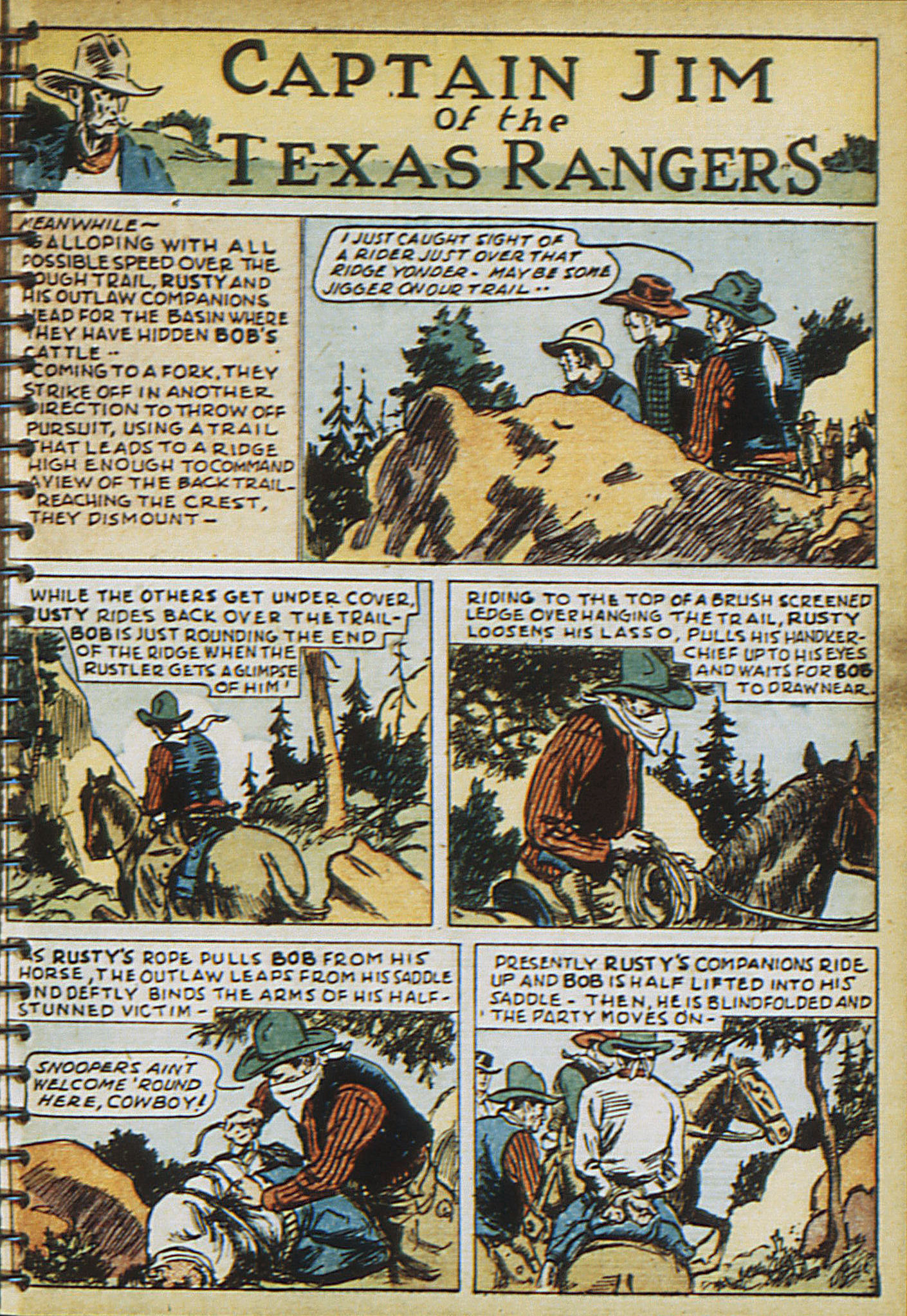 Read online Adventure Comics (1938) comic -  Issue #17 - 4