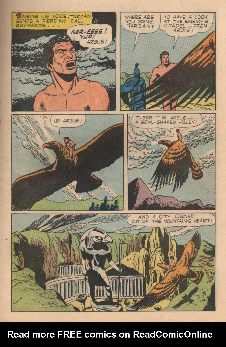 Tarzan (1948) issue 84 - Page 9