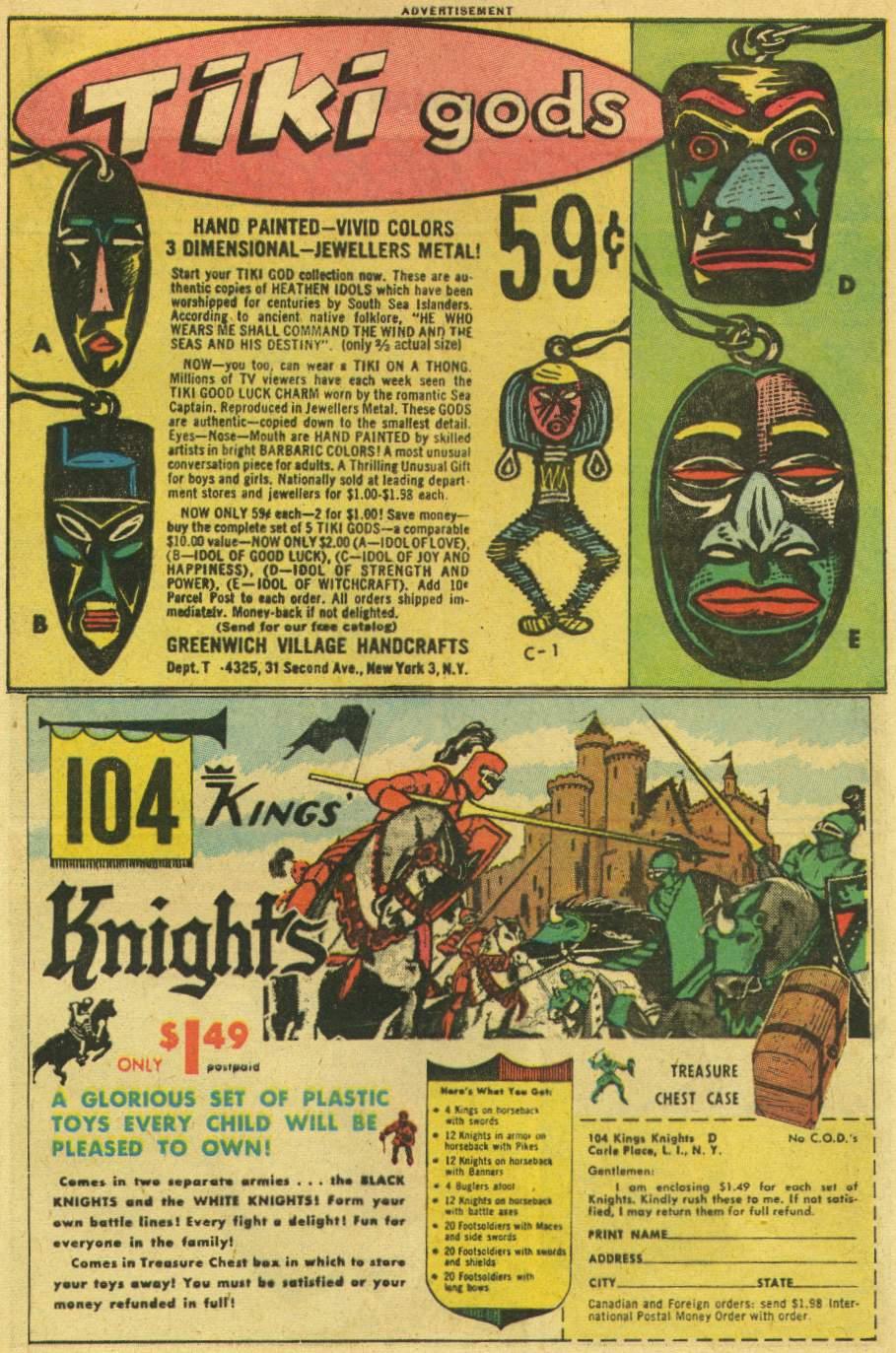 Read online Aquaman (1962) comic -  Issue #6 - 21