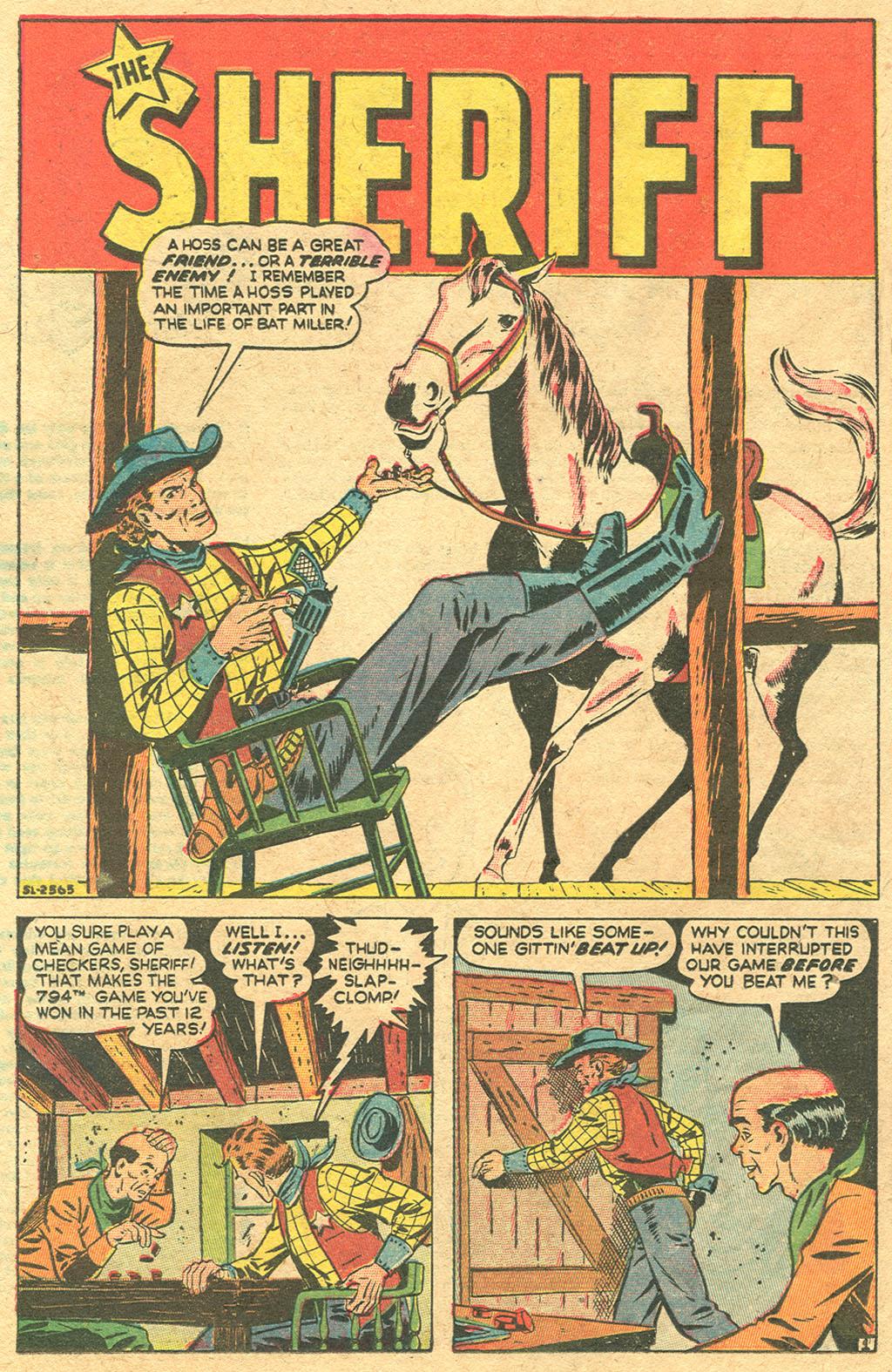 Read online Two-Gun Kid comic -  Issue #1 - 14