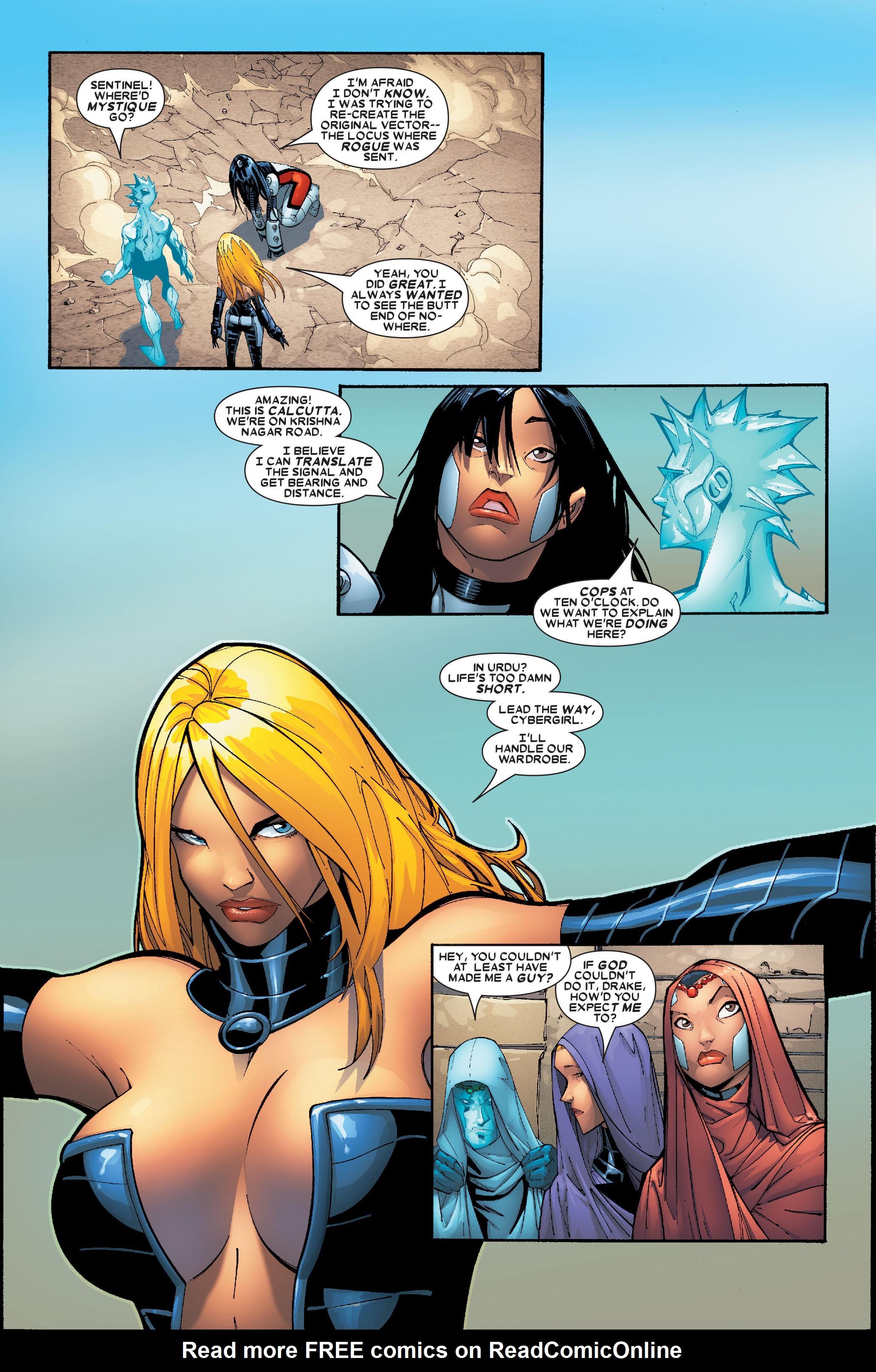 X-Men (1991) 195 Page 8