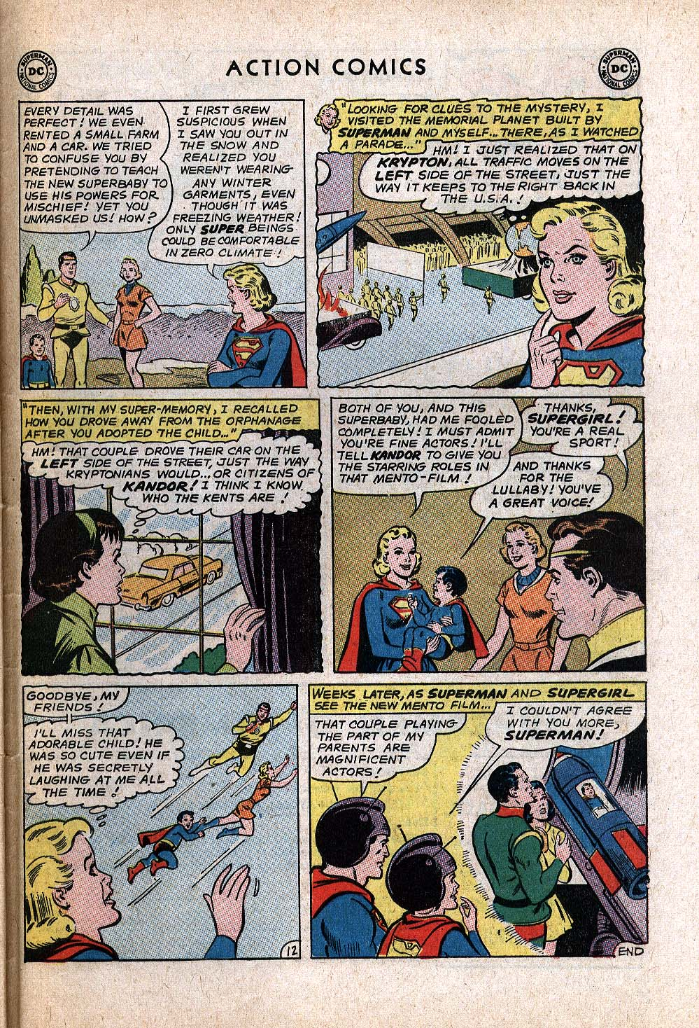 Read online Action Comics (1938) comic -  Issue #299 - 31