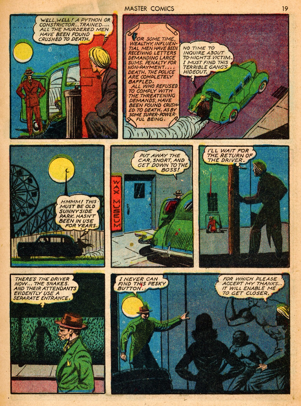 Master Comics issue 16 - Page 21