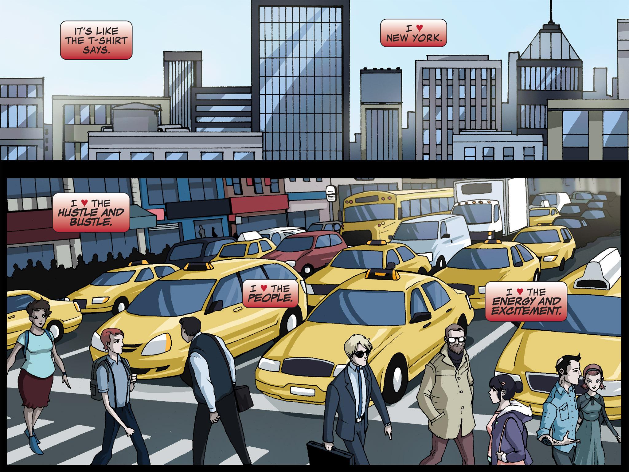 Read online Ultimate Spider-Man (Infinite Comics) (2015) comic -  Issue #12 - 2
