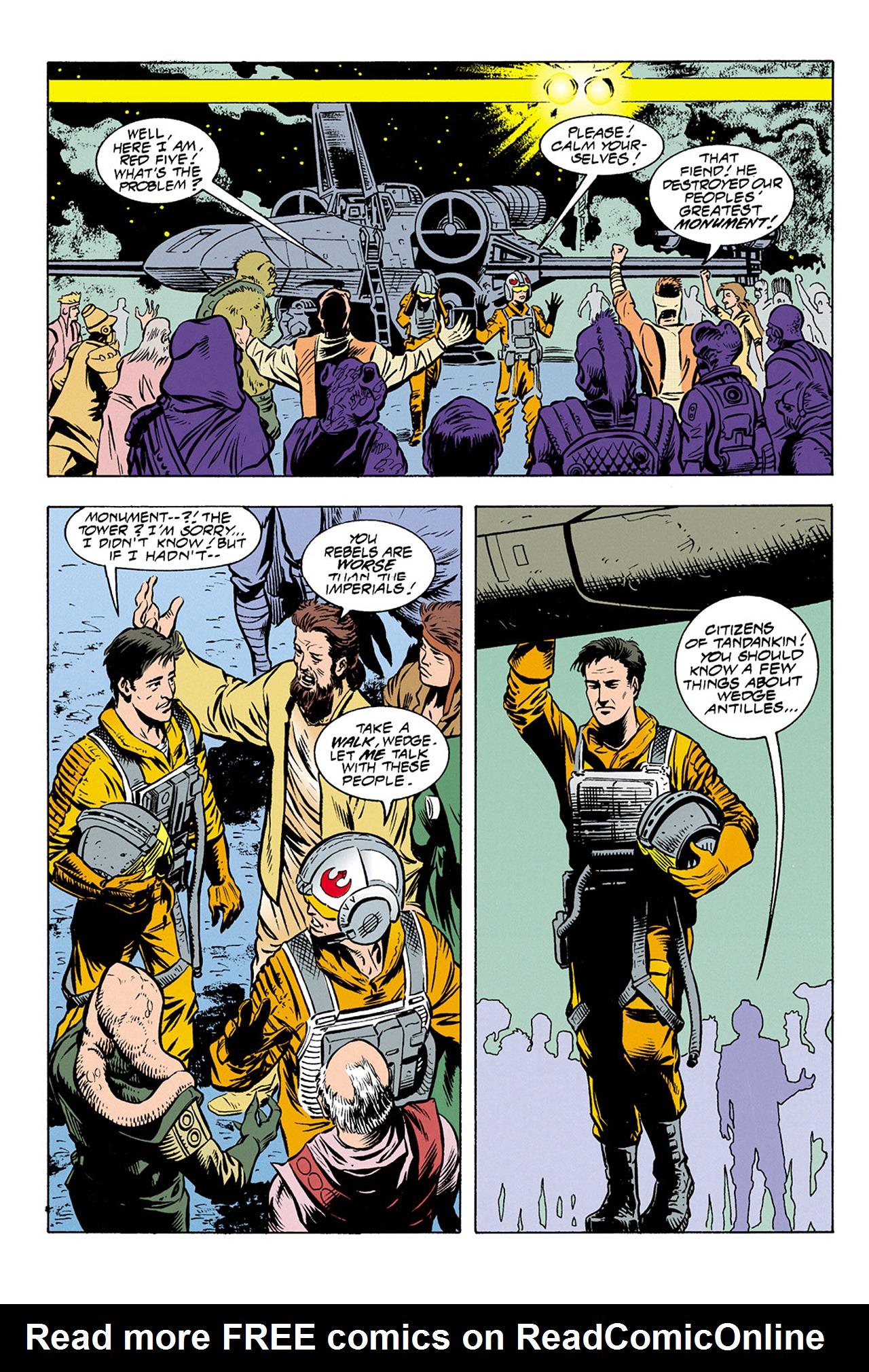 Read online Star Wars Omnibus comic -  Issue # Vol. 2 - 17