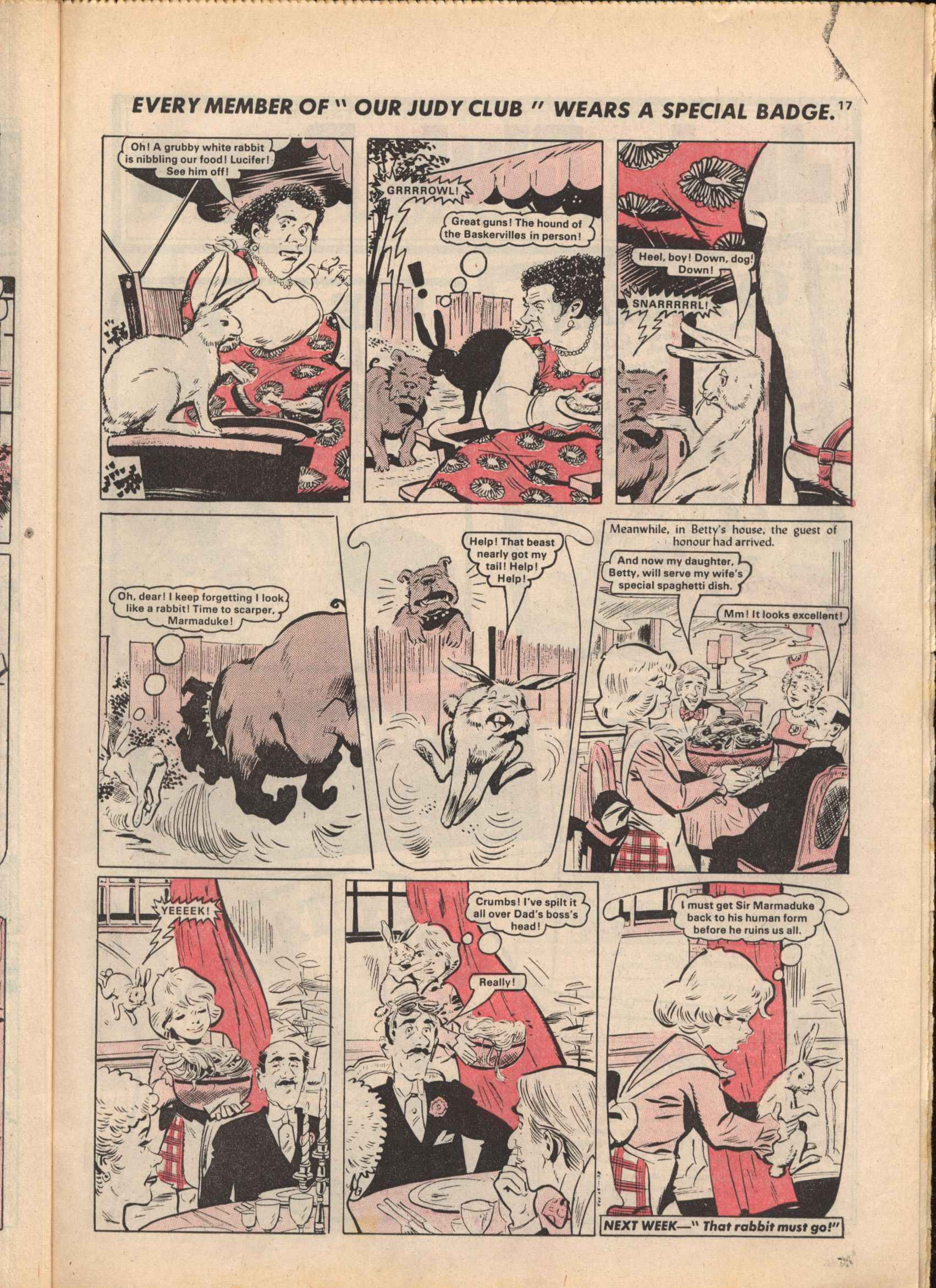 Read online Judy comic -  Issue #985 - 17