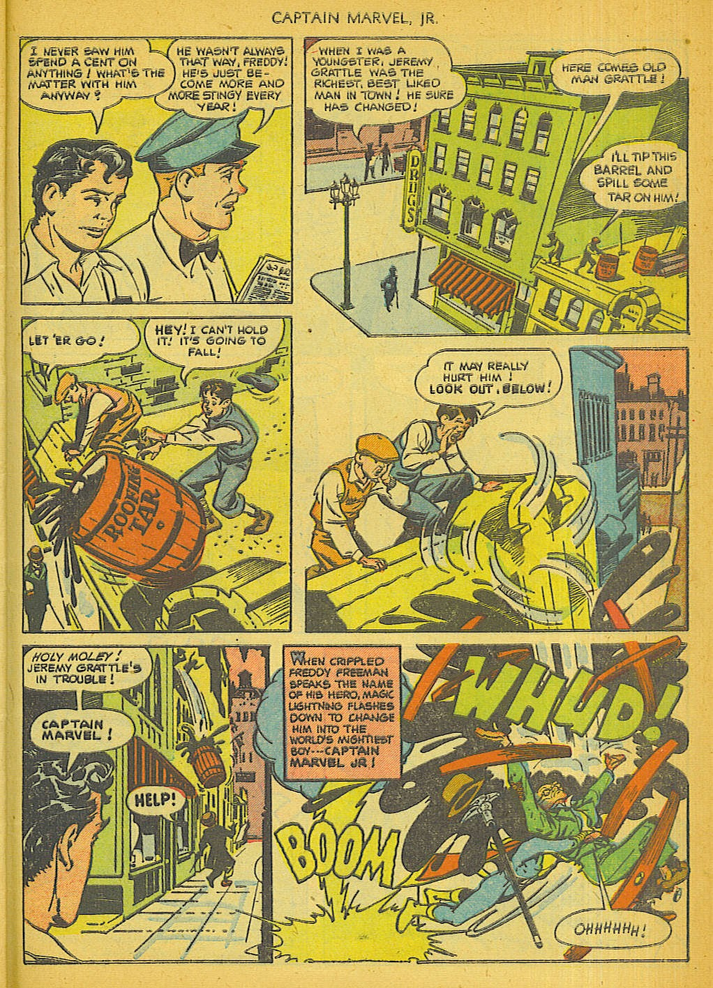 Captain Marvel, Jr. issue 111 - Page 23
