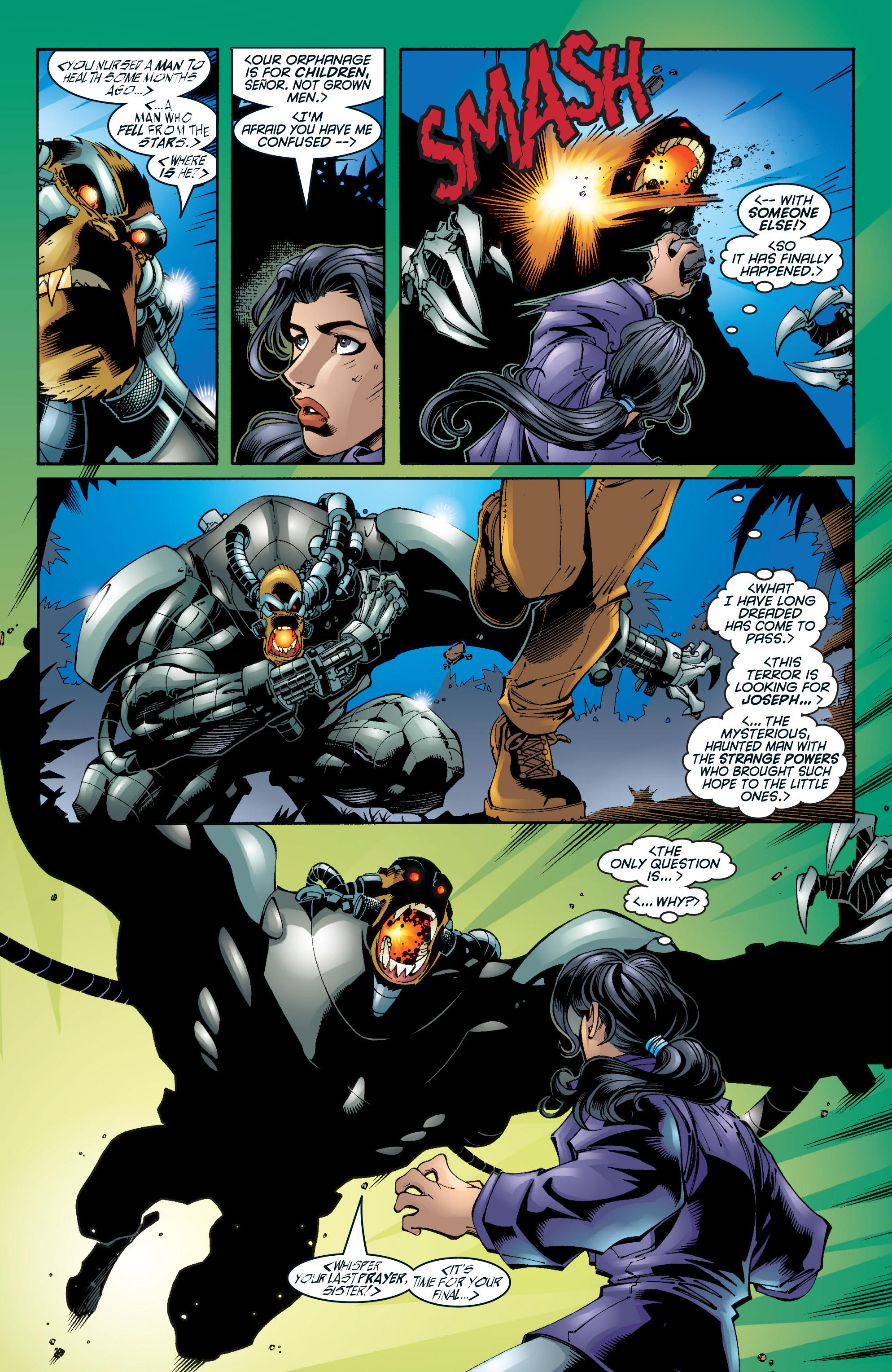 Read online Uncanny X-Men (1963) comic -  Issue #345 - 4