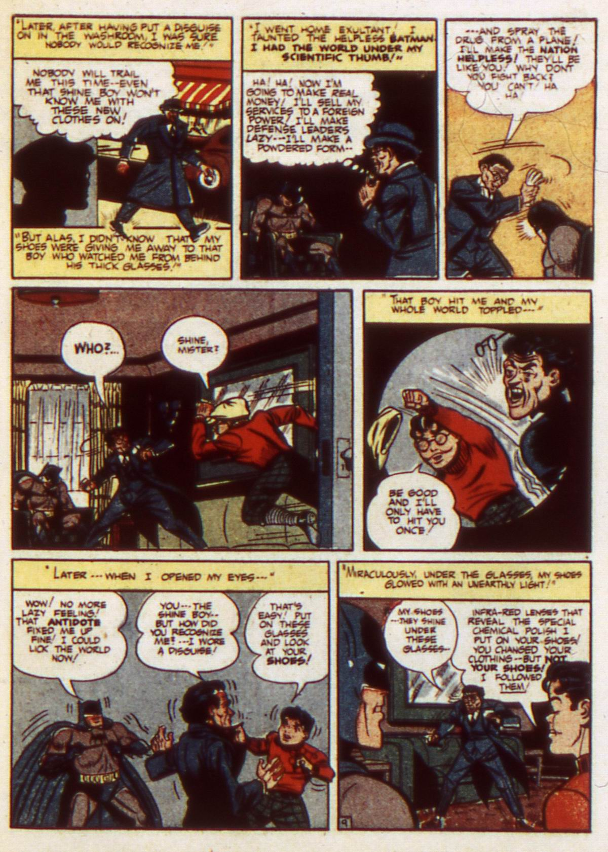 Detective Comics (1937) 61 Page 10