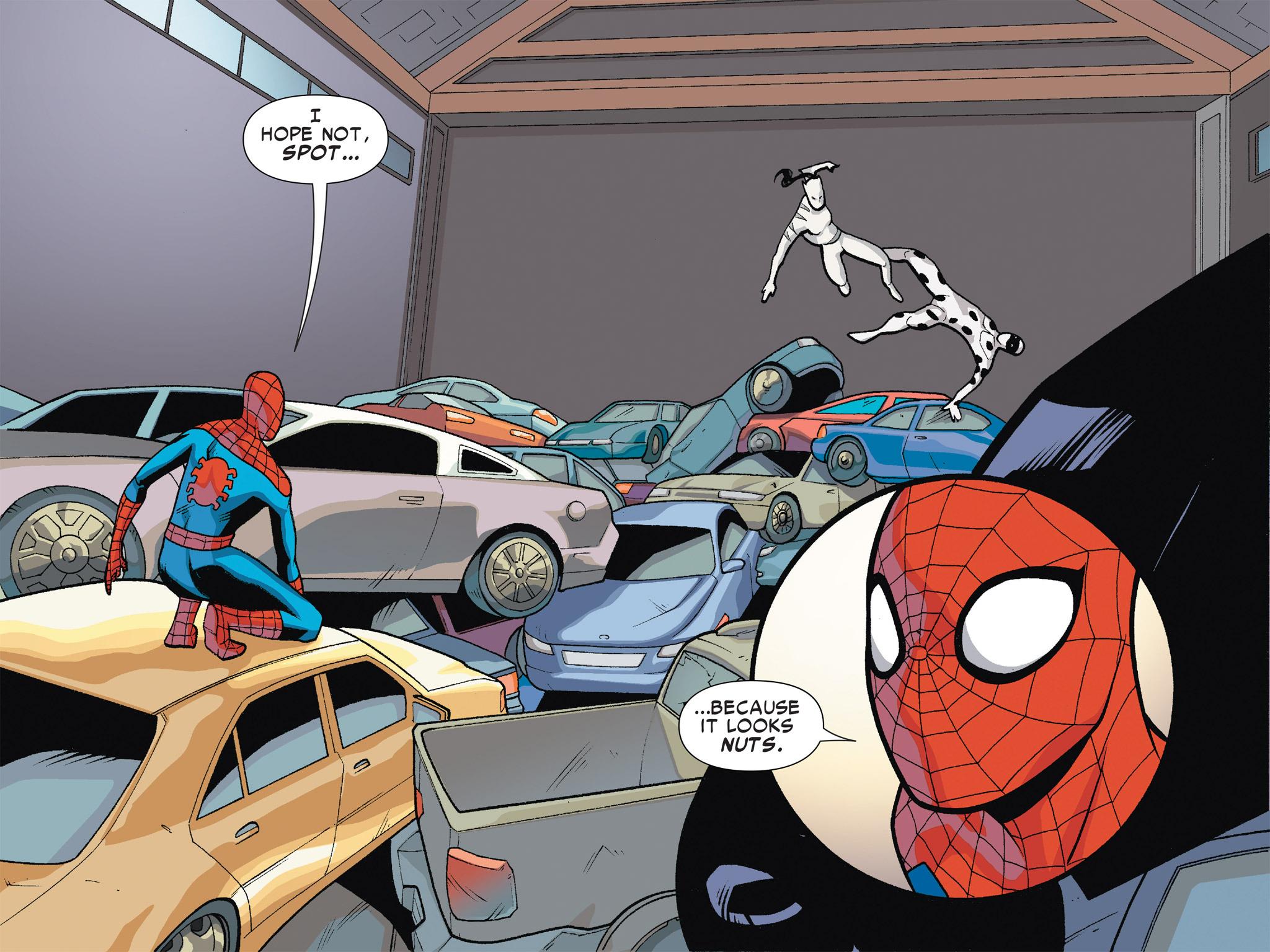 Read online Ultimate Spider-Man (Infinite Comics) (2016) comic -  Issue #6 - 10