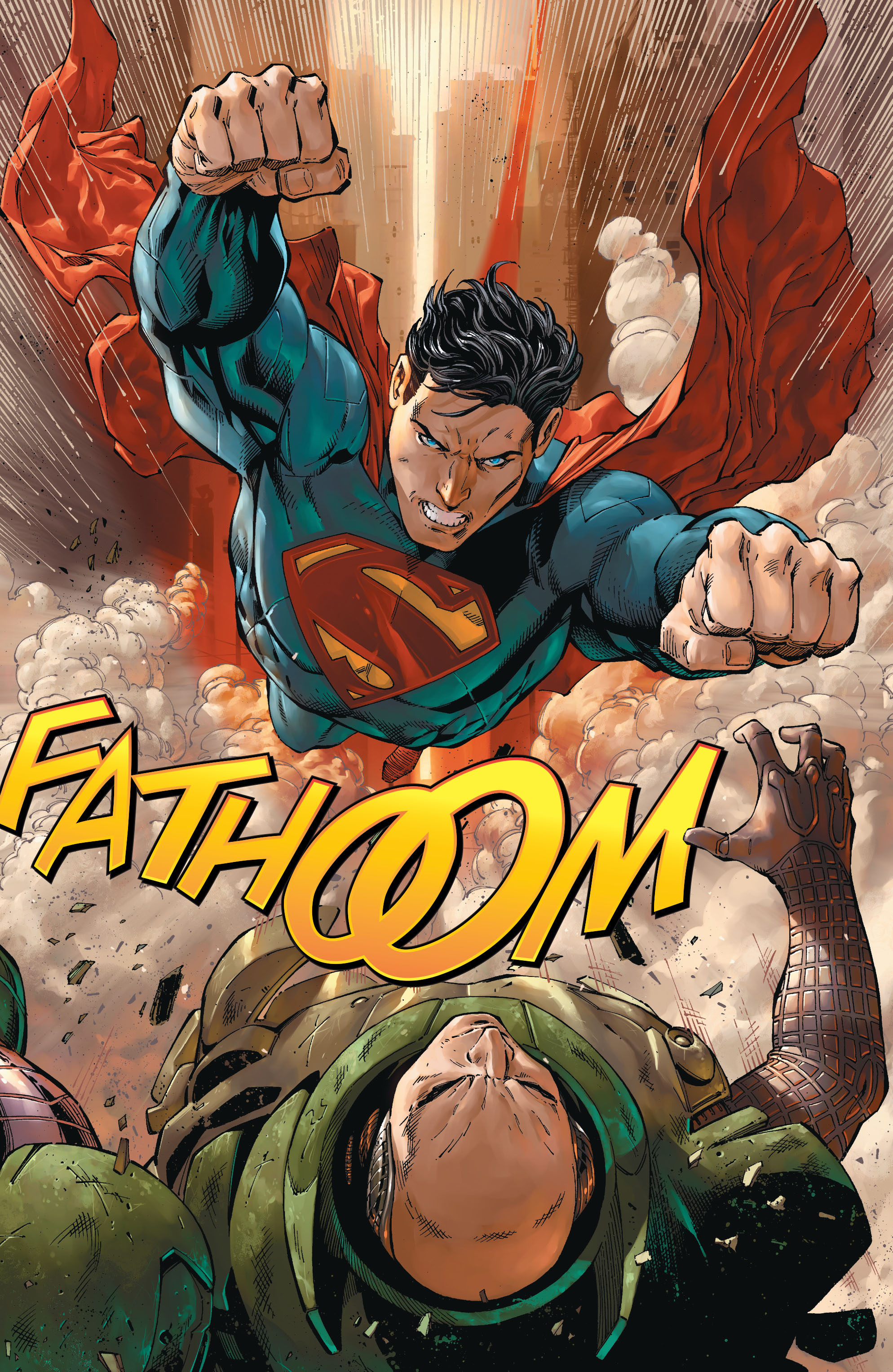Read online Action Comics (2011) comic -  Issue #21 - 17