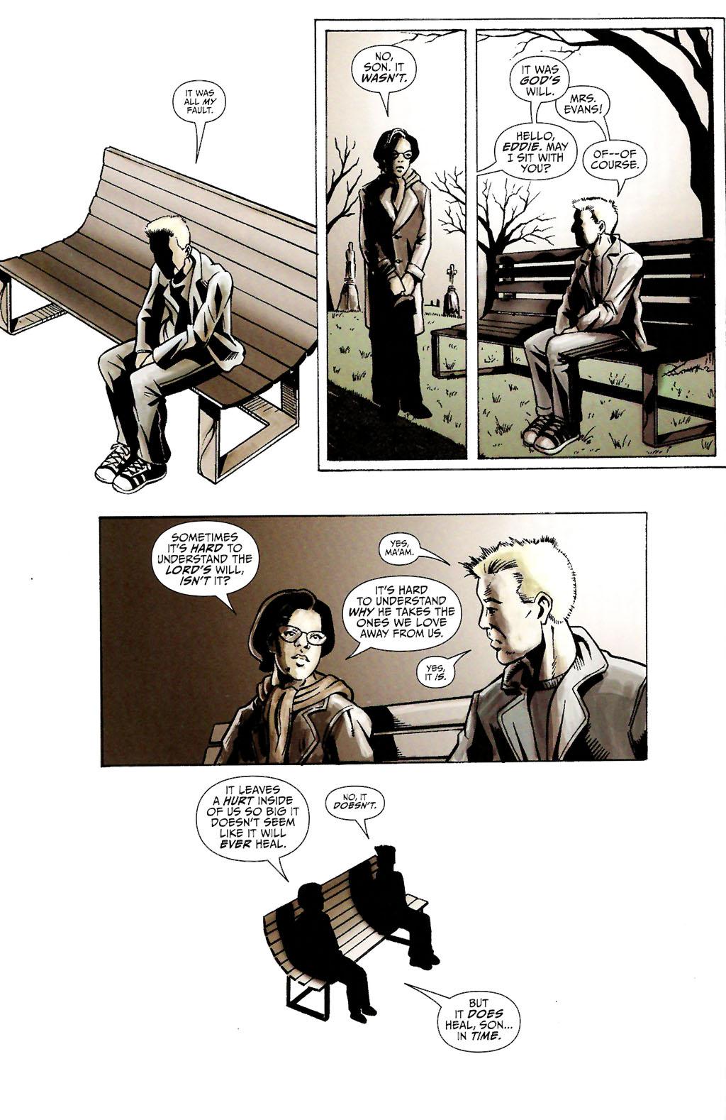 Read online ShadowHawk (2005) comic -  Issue #11 - 6