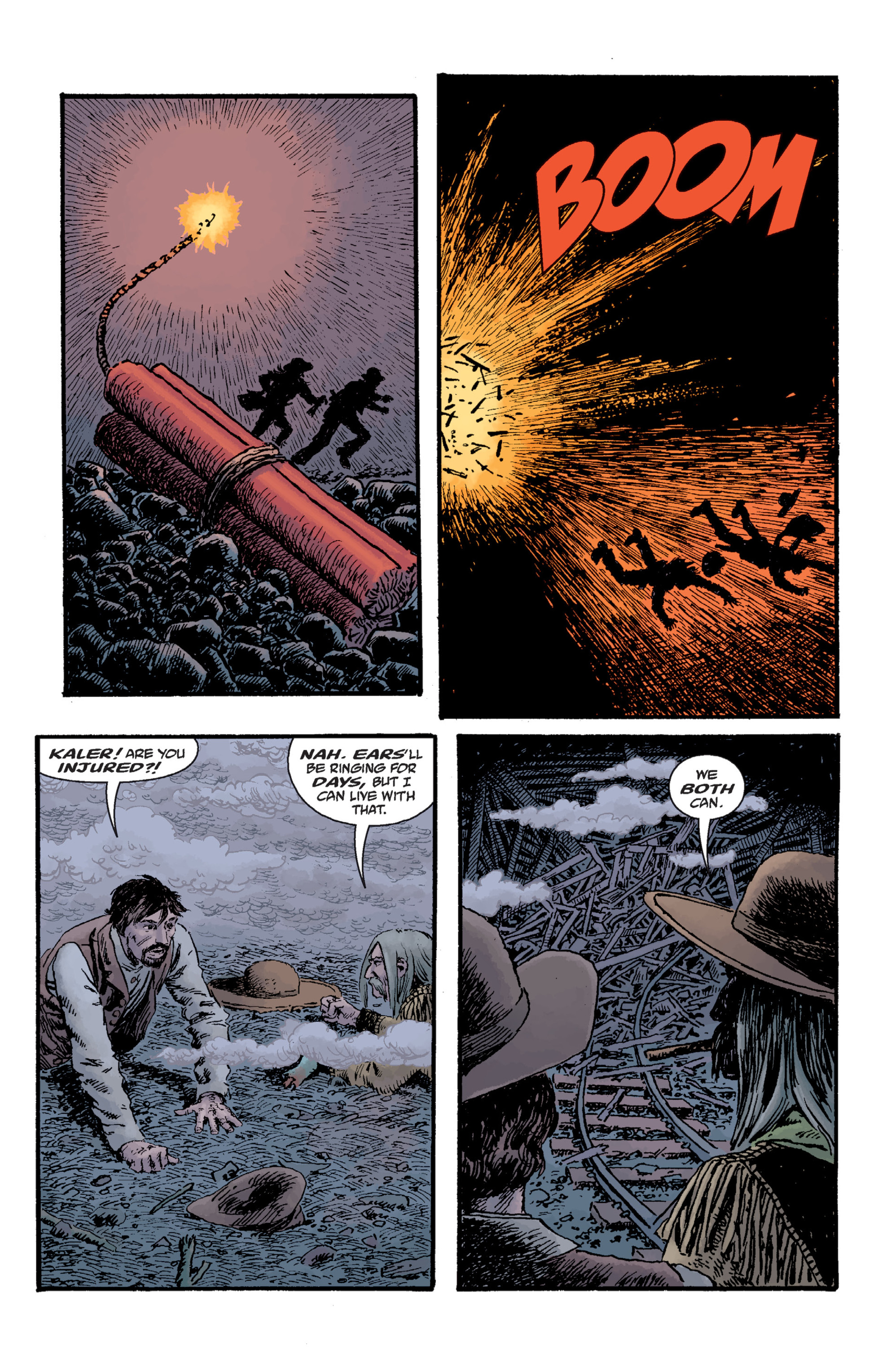 Read online Sir Edward Grey, Witchfinder: Lost and Gone Forever comic -  Issue # TPB - 96