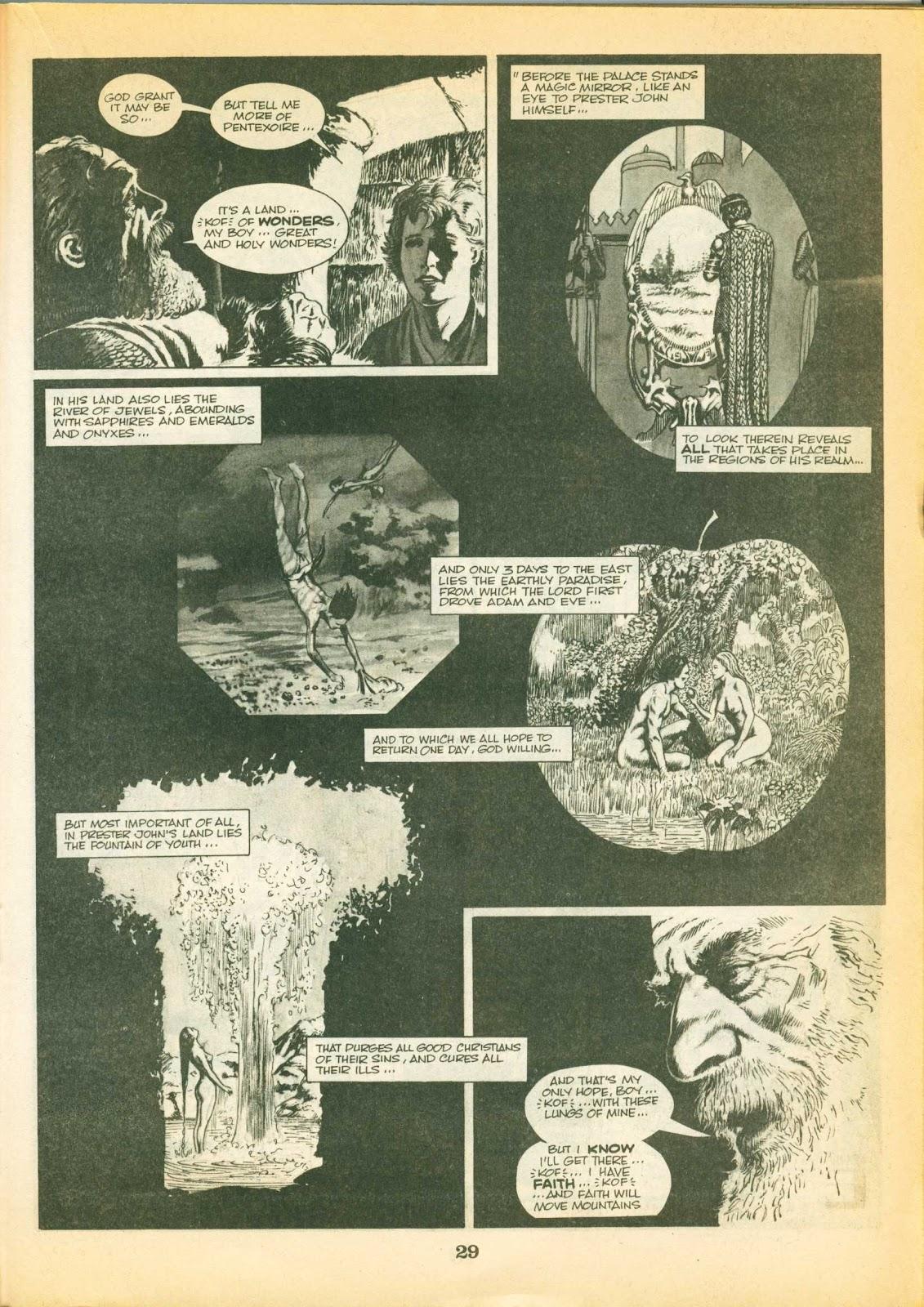 Warrior Issue #1 #2 - English 29