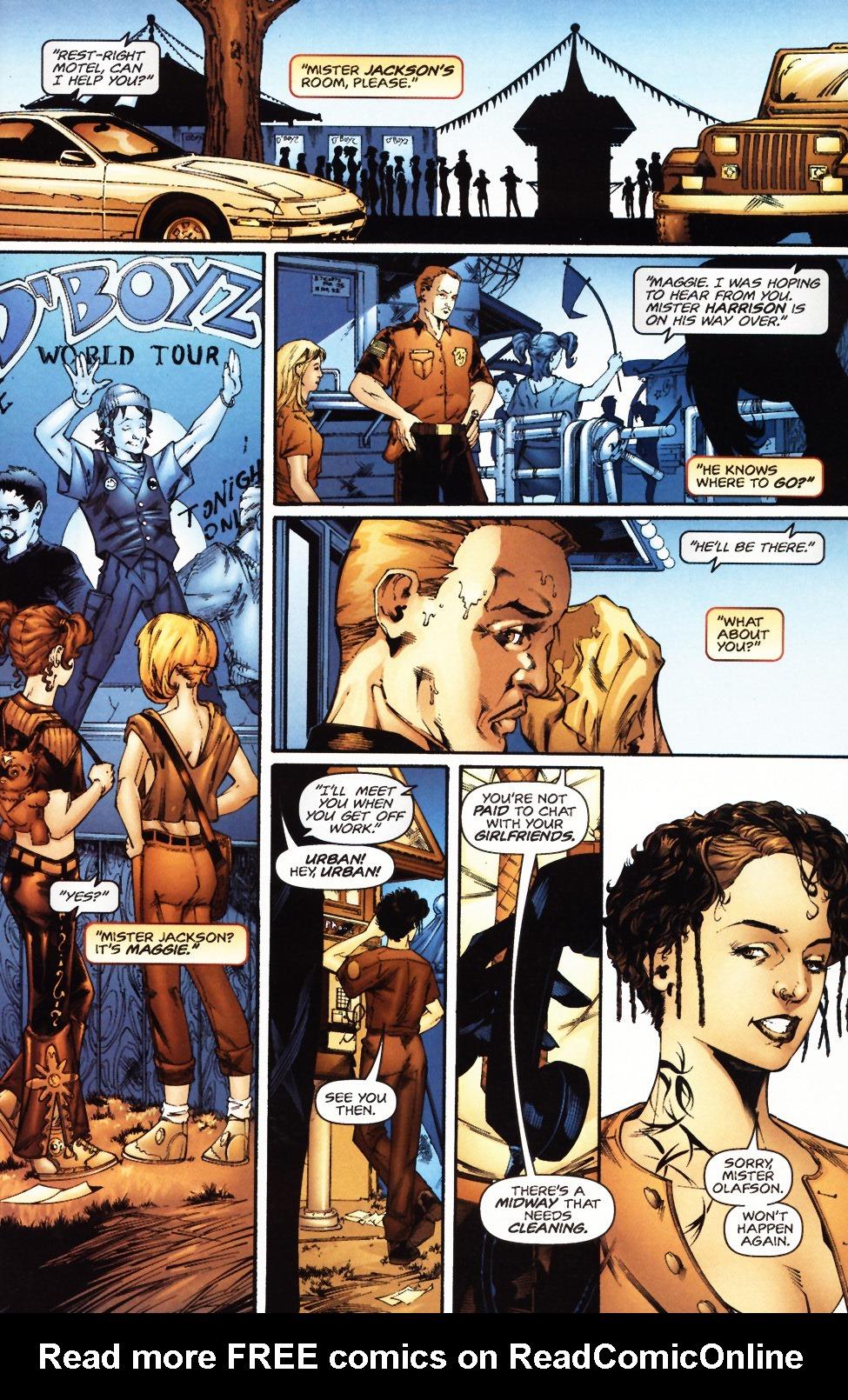 Read online Felon comic -  Issue #3 - 3