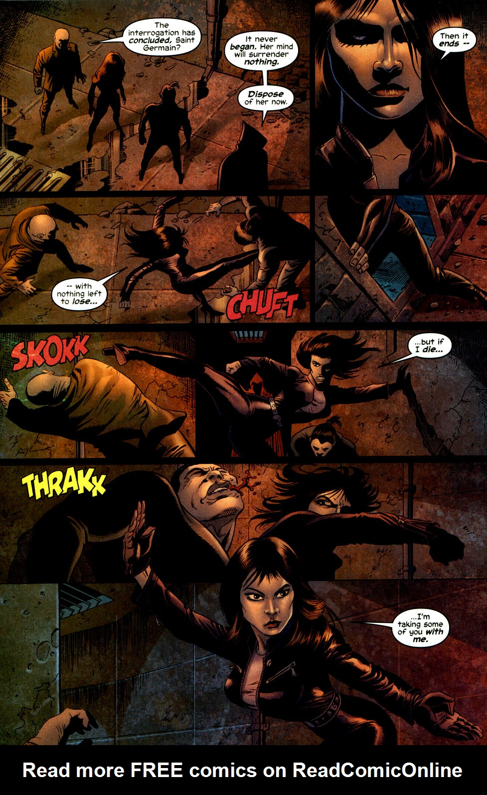 Read online Shang-Chi: Master of Kung Fu comic -  Issue #2 - 22