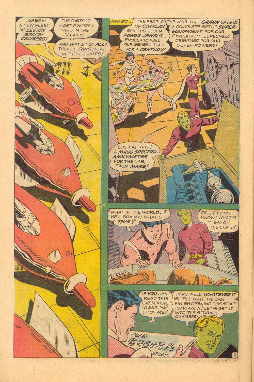 Read online Adventure Comics (1938) comic -  Issue #367 - 11