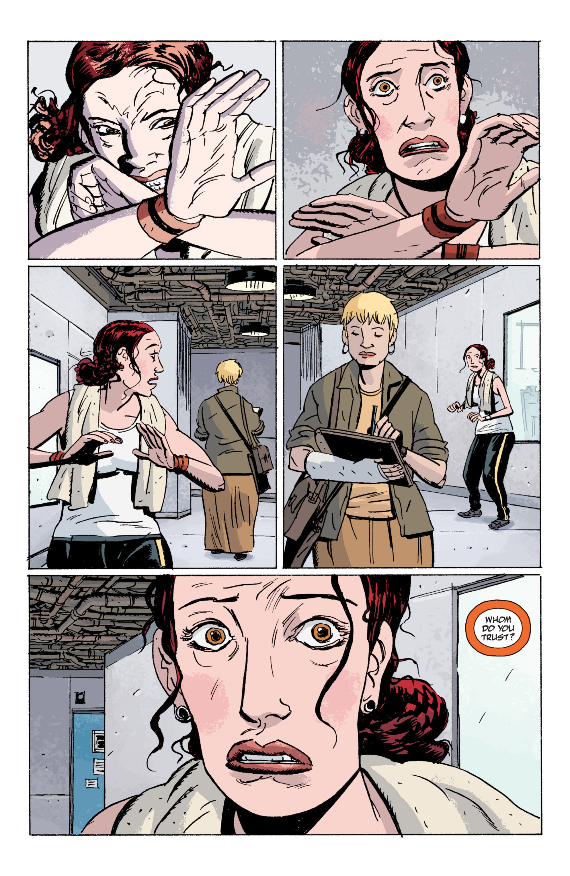 Read online B.P.R.D. (2003) comic -  Issue # TPB 7 - 45