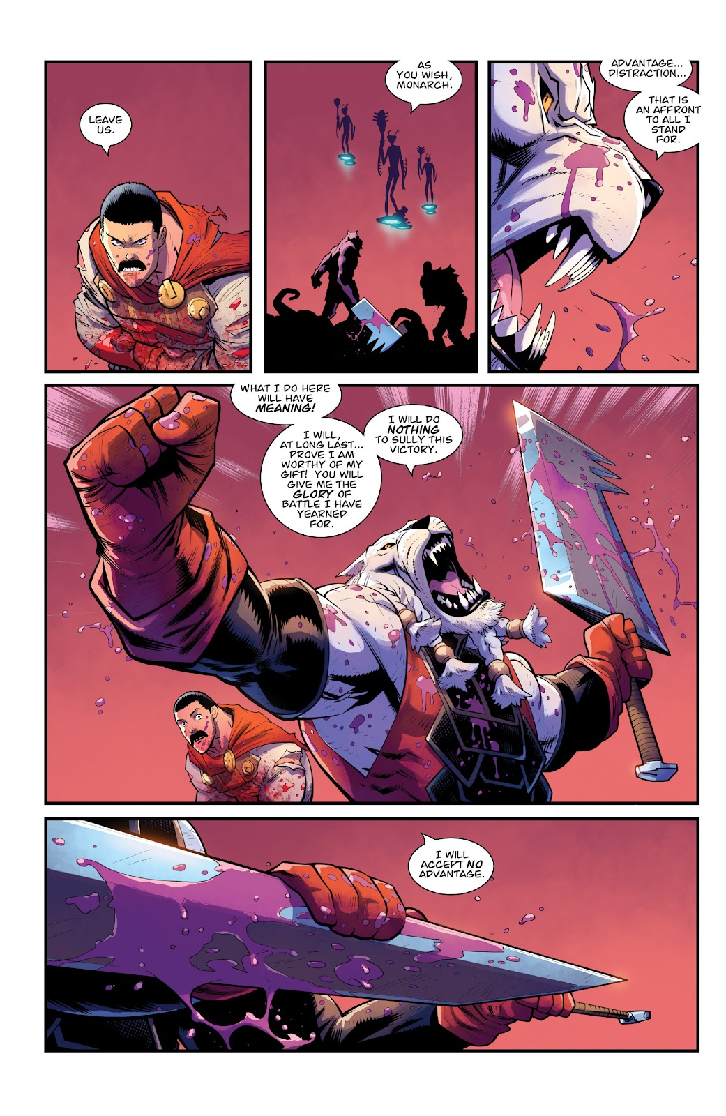 Invincible (2003) issue TPB 21 - Modern Family - Page 15