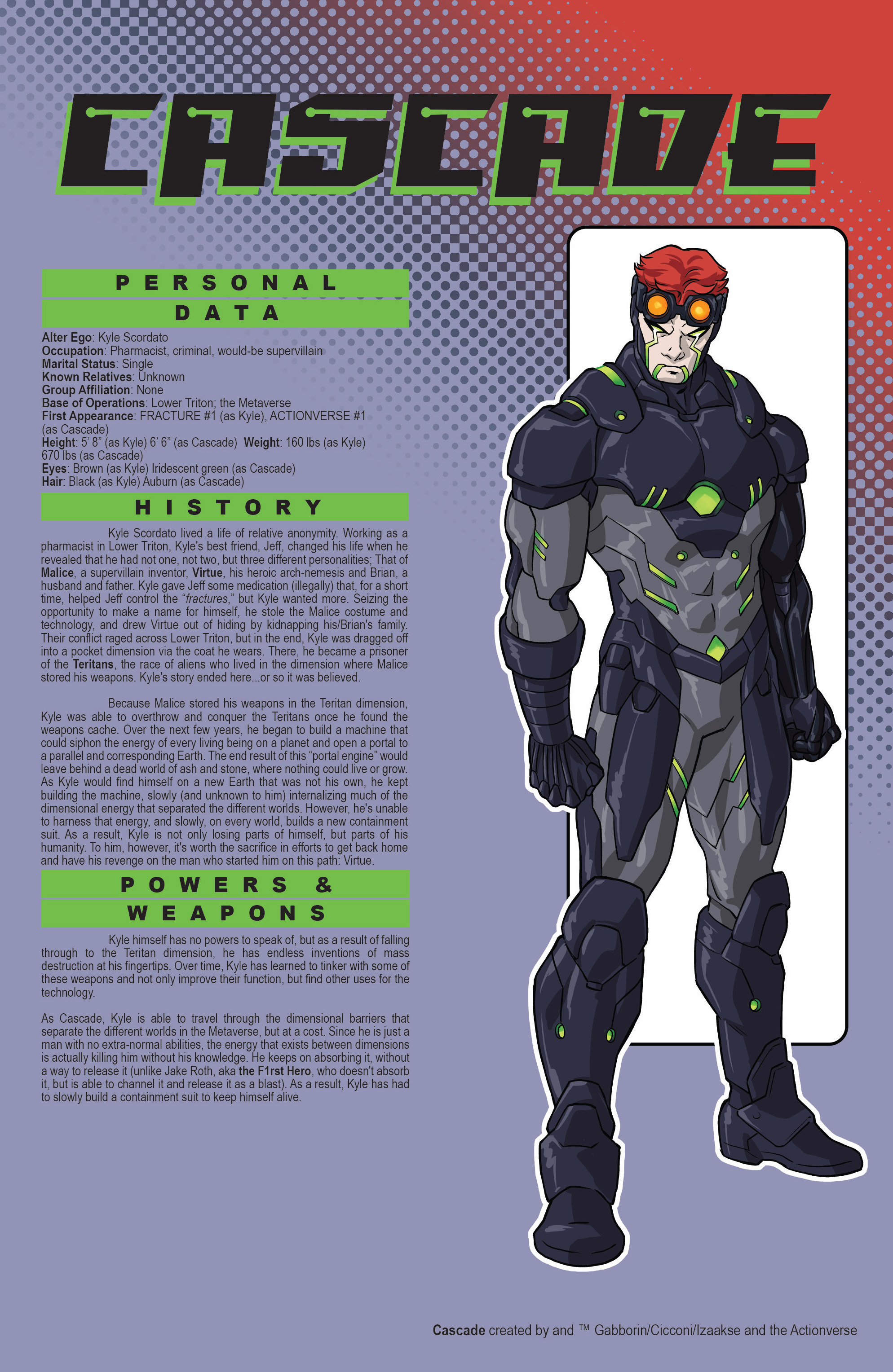 Read online Actionverse comic -  Issue #6 - 25