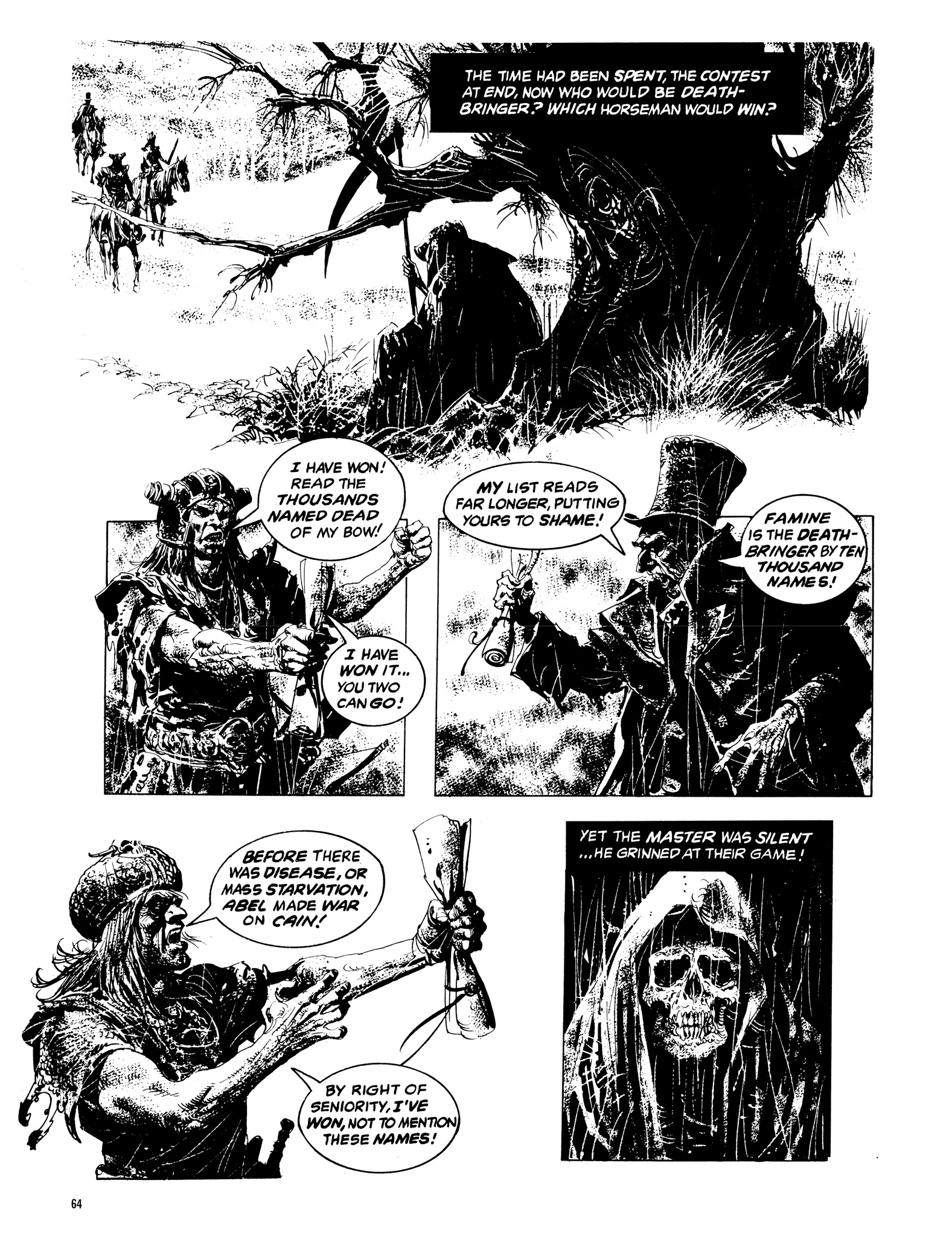 Read online Eerie Archives comic -  Issue # TPB 14 - 65