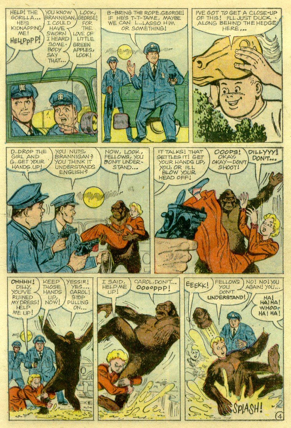 Daredevil (1941) #134 #134 - English 21