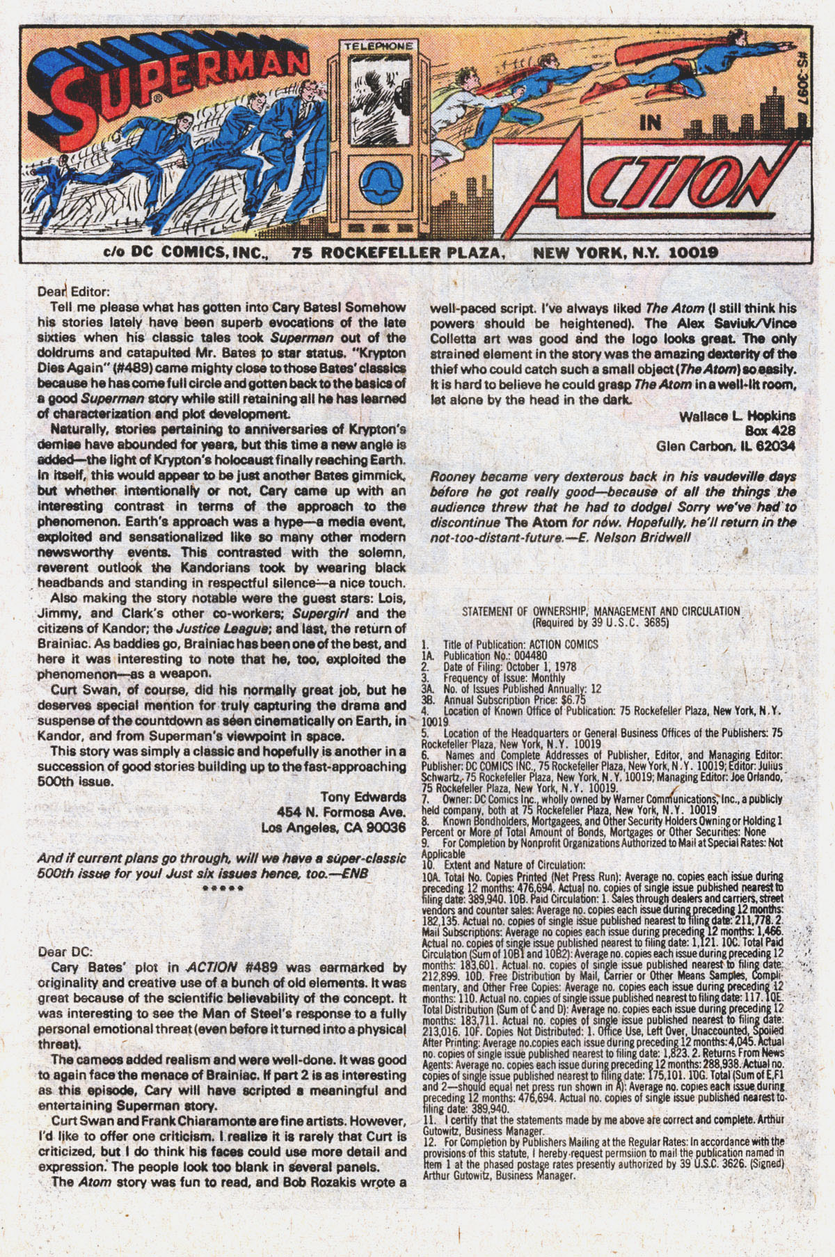 Action Comics (1938) 494 Page 30