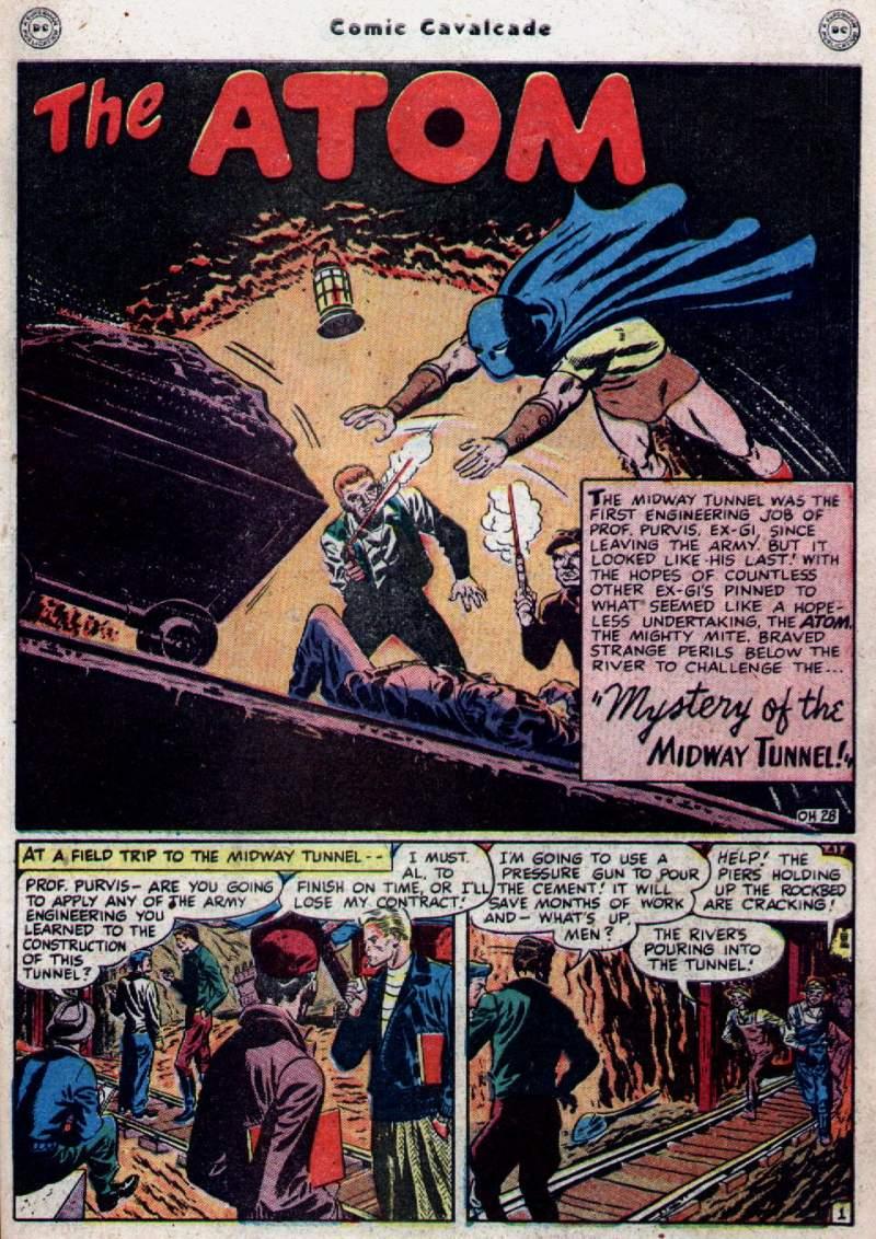 Comic Cavalcade issue 28 - Page 51