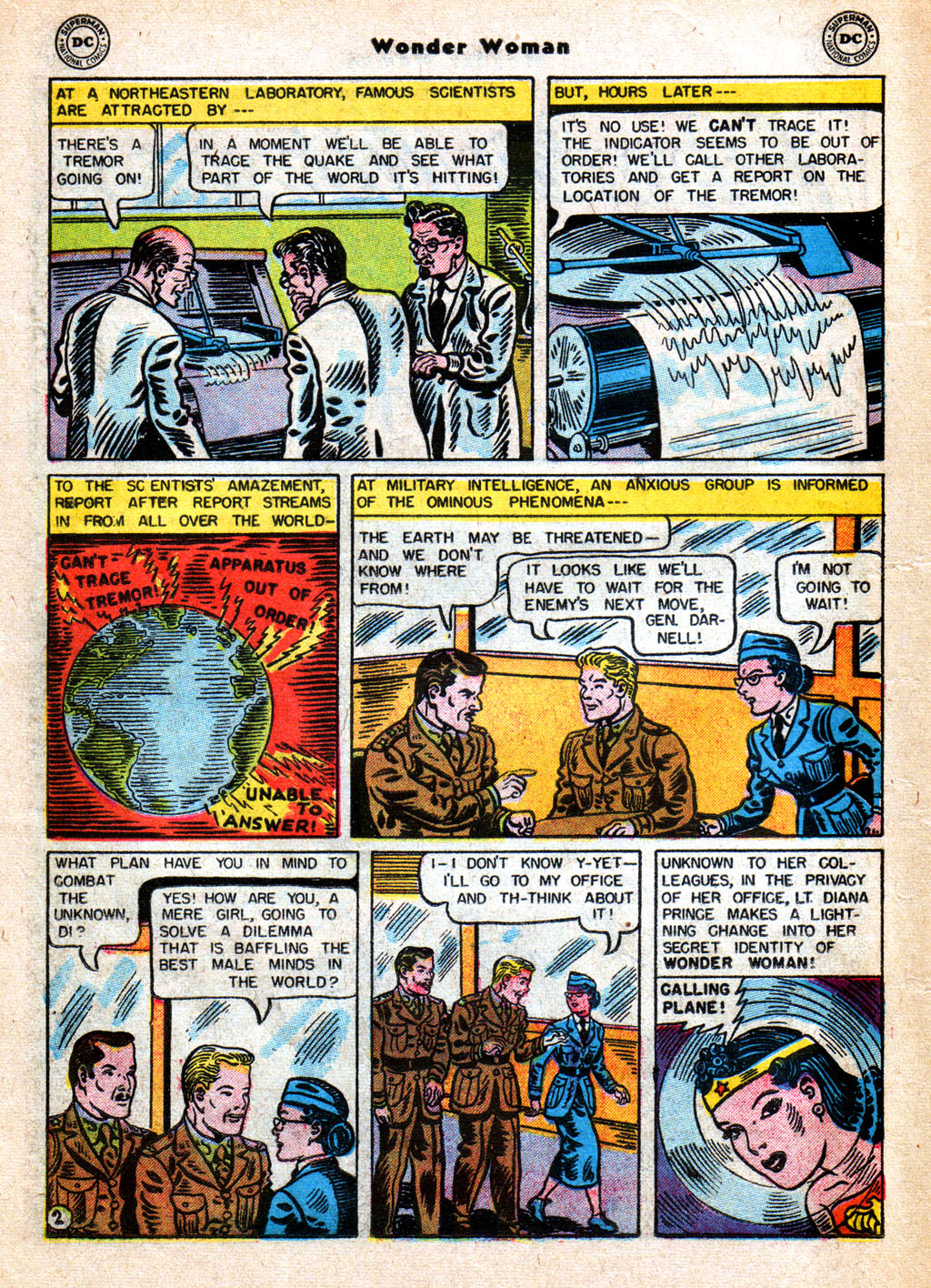 Read online Wonder Woman (1942) comic -  Issue #77 - 14