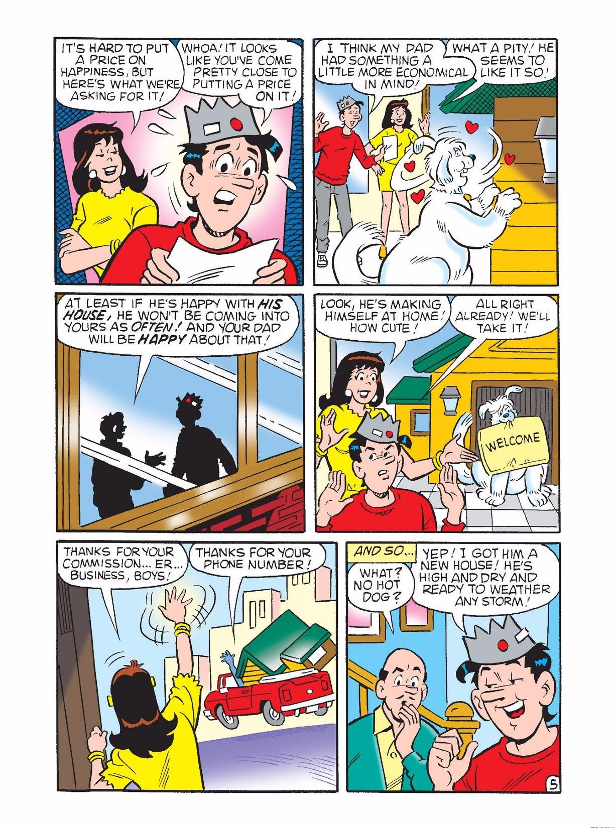 Read online Archie 1000 Page Comics Bonanza comic -  Issue #3 (Part 1) - 24