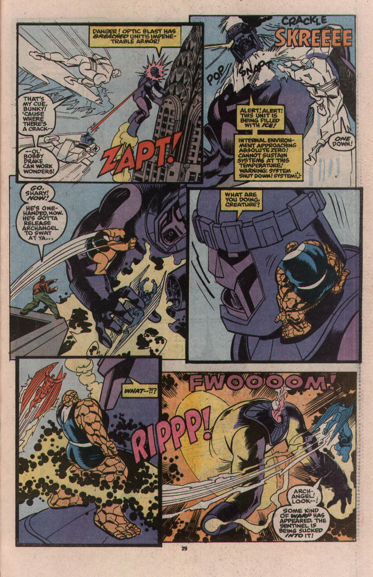 Read online X-Factor (1986) comic -  Issue # _ Annual 5 - 25