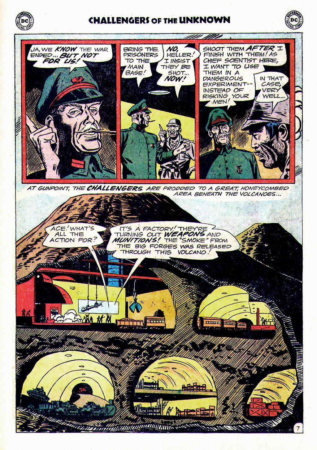 Challengers of the Unknown (1958) issue 38 - Page 27