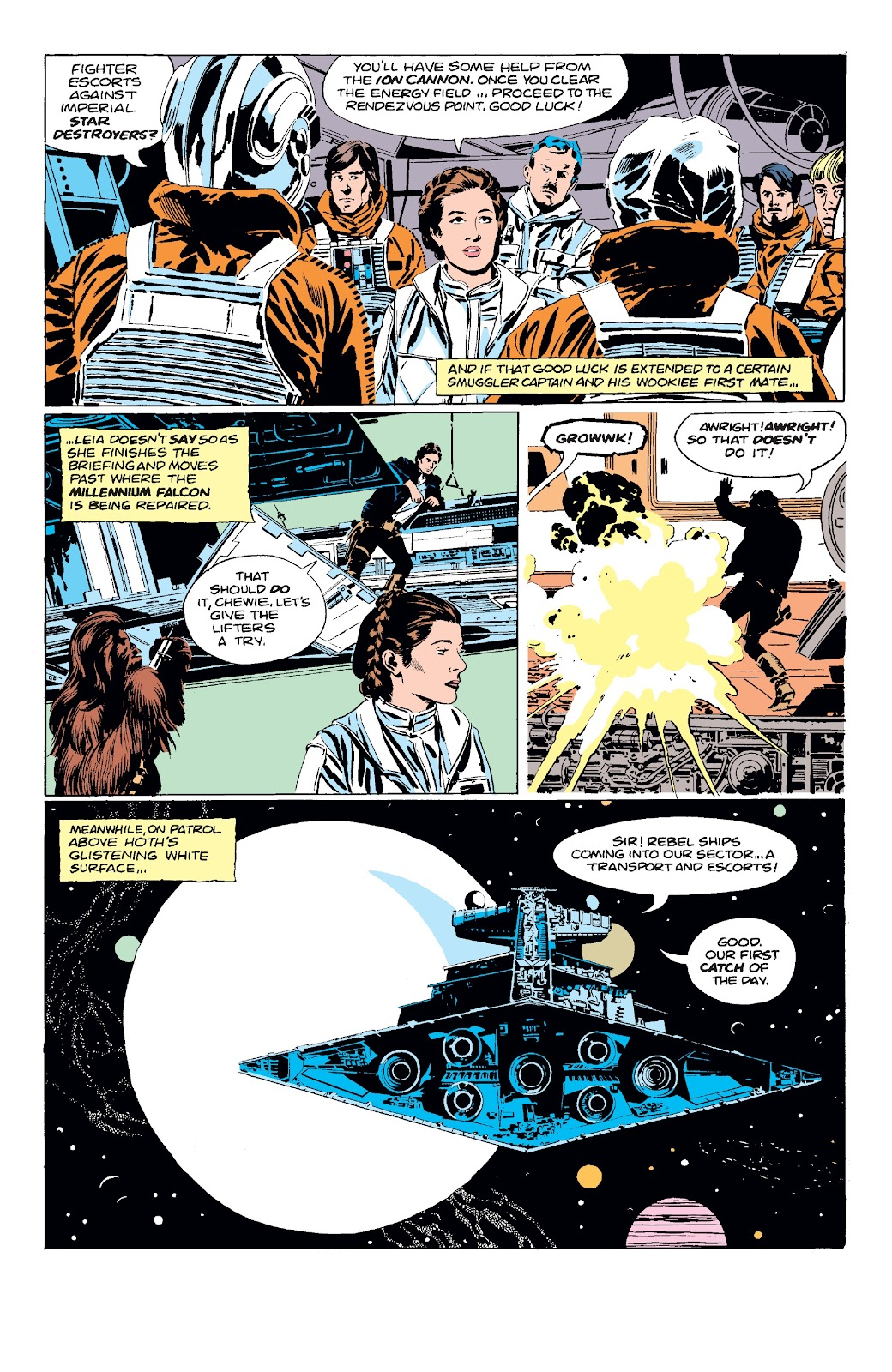 Read online Star Wars Legends: The Original Marvel Years - Epic Collection comic -  Issue # TPB 3 (Part 1) - 31