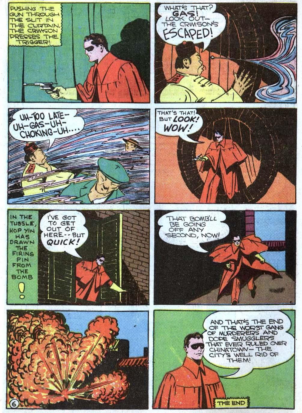Read online Detective Comics (1937) comic -  Issue #43 - 37