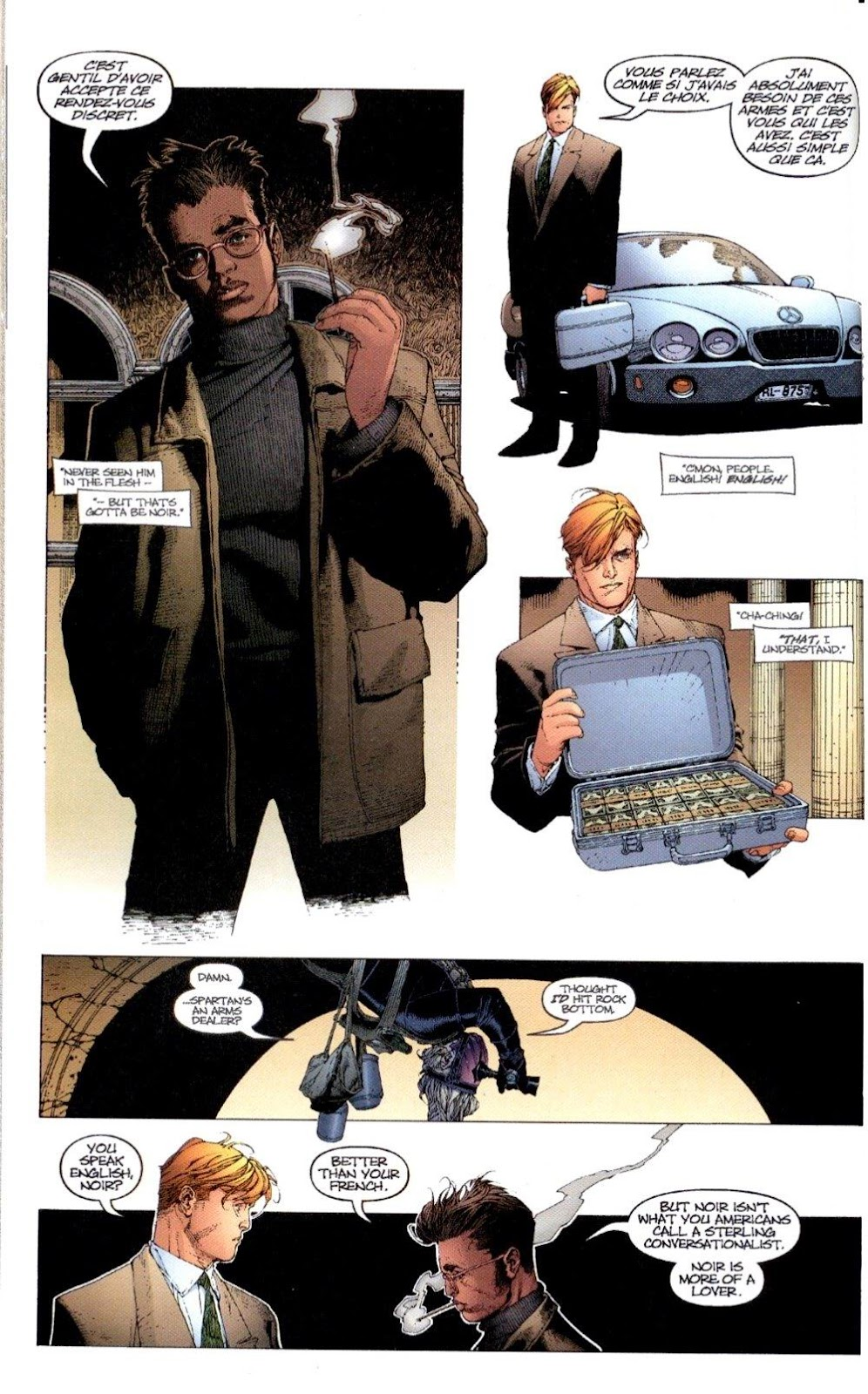 Wildcats (1999) Issue #1 #2 - English 7
