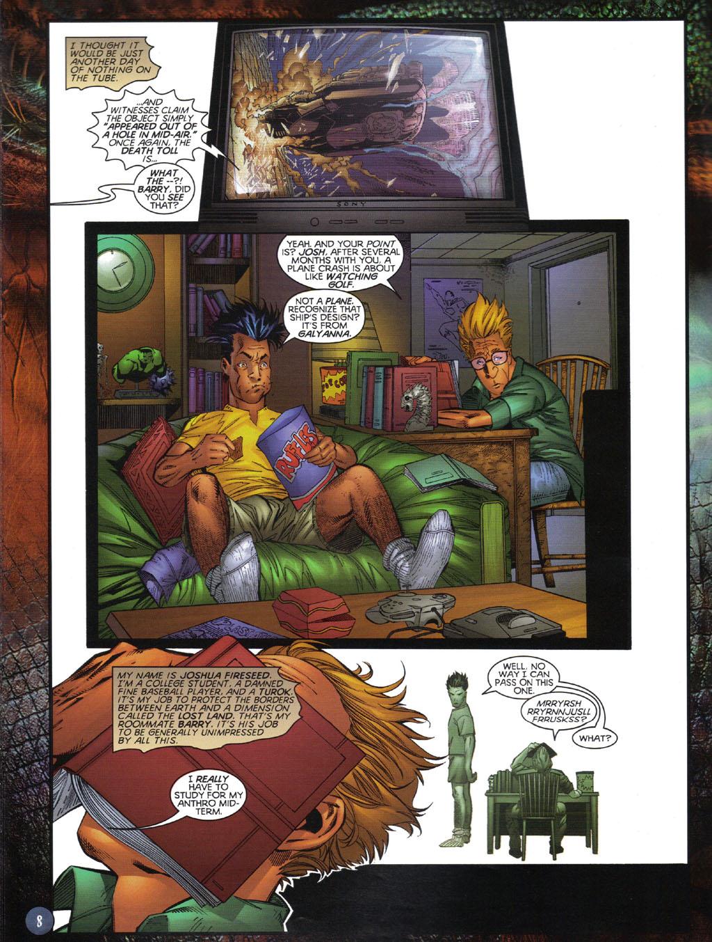 Read online Turok 2: Adon's Curse comic -  Issue # Full - 9