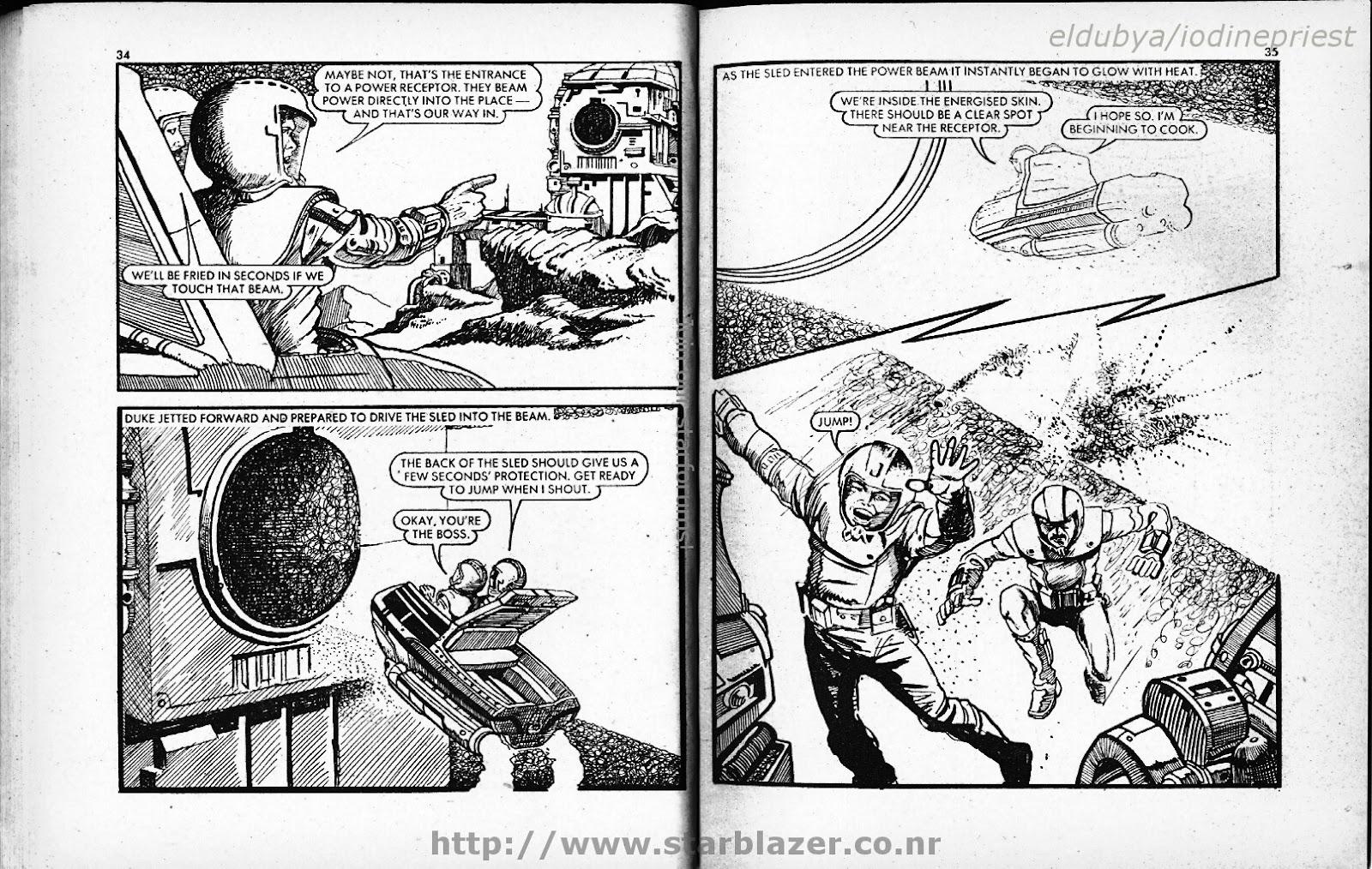 Starblazer issue 70 - Page 19