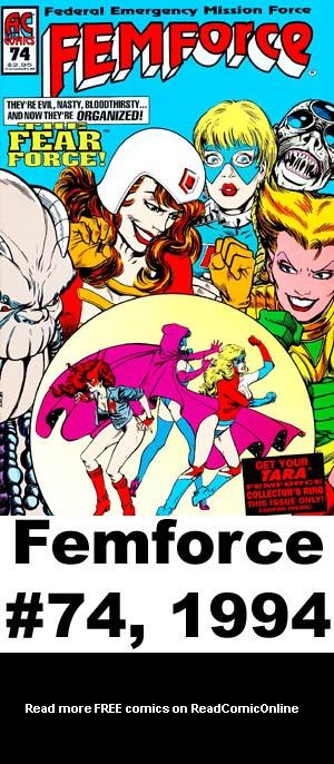 Femforce 74 Page 1