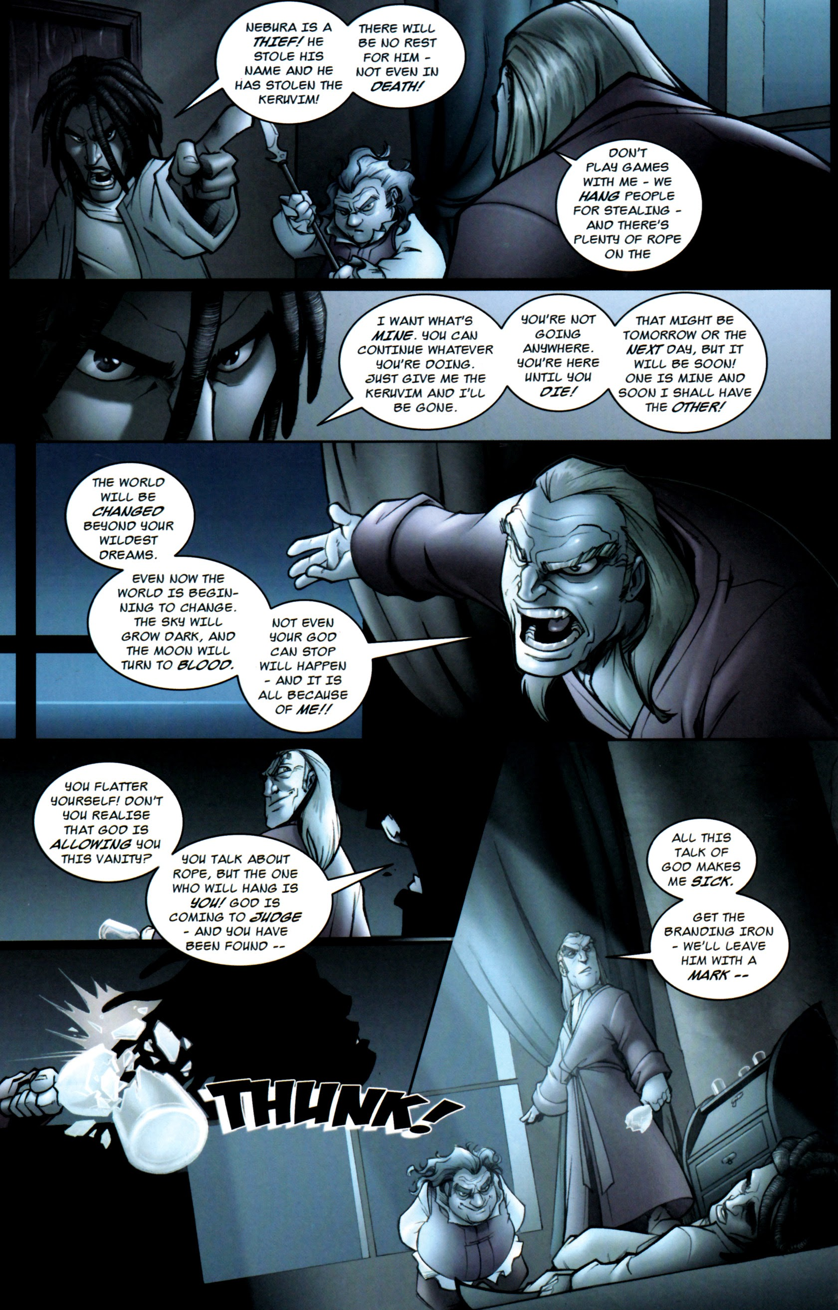 Read online Abiding Perdition comic -  Issue #6 - 27