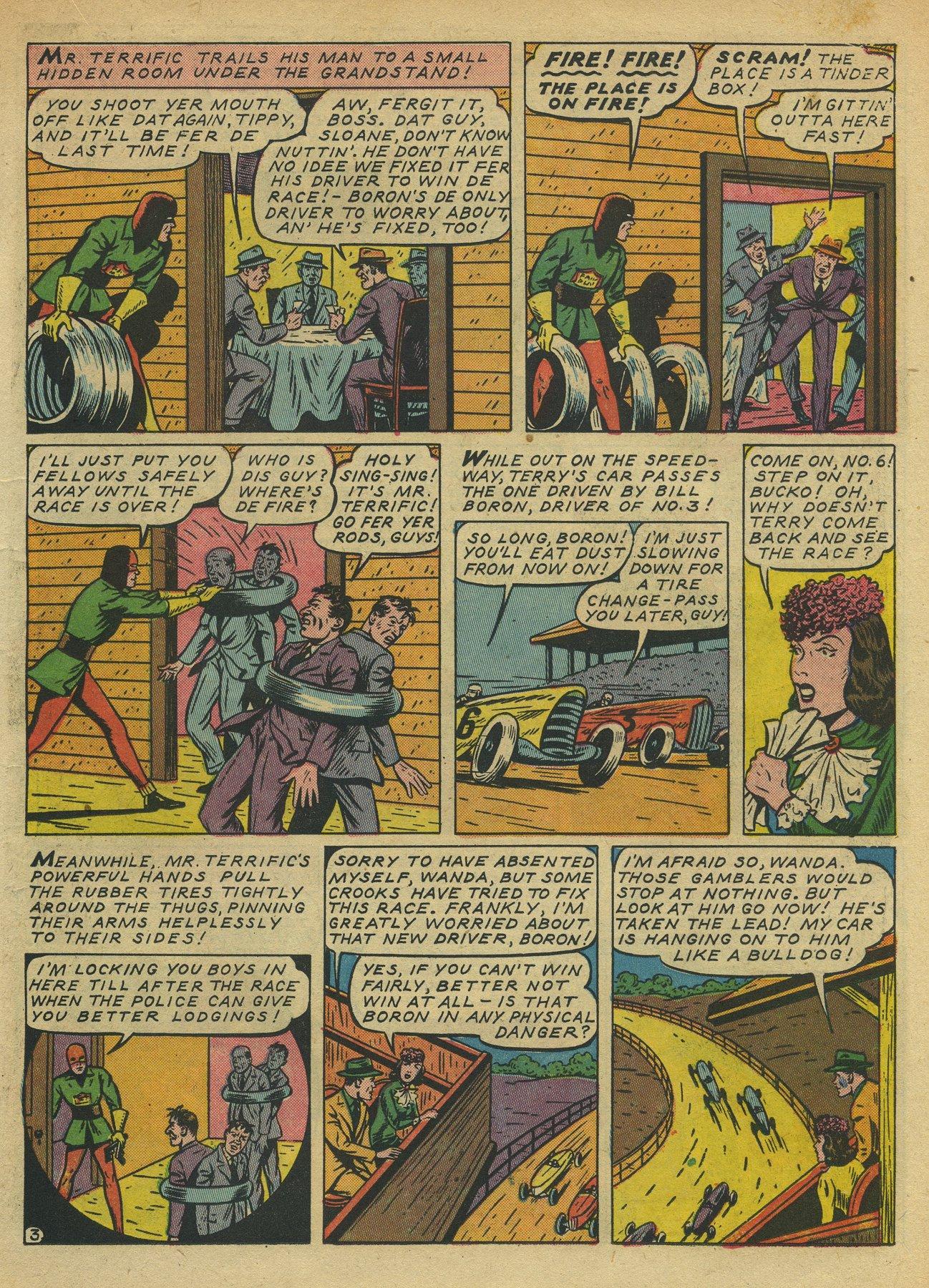 Read online Sensation (Mystery) Comics comic -  Issue #10 - 27