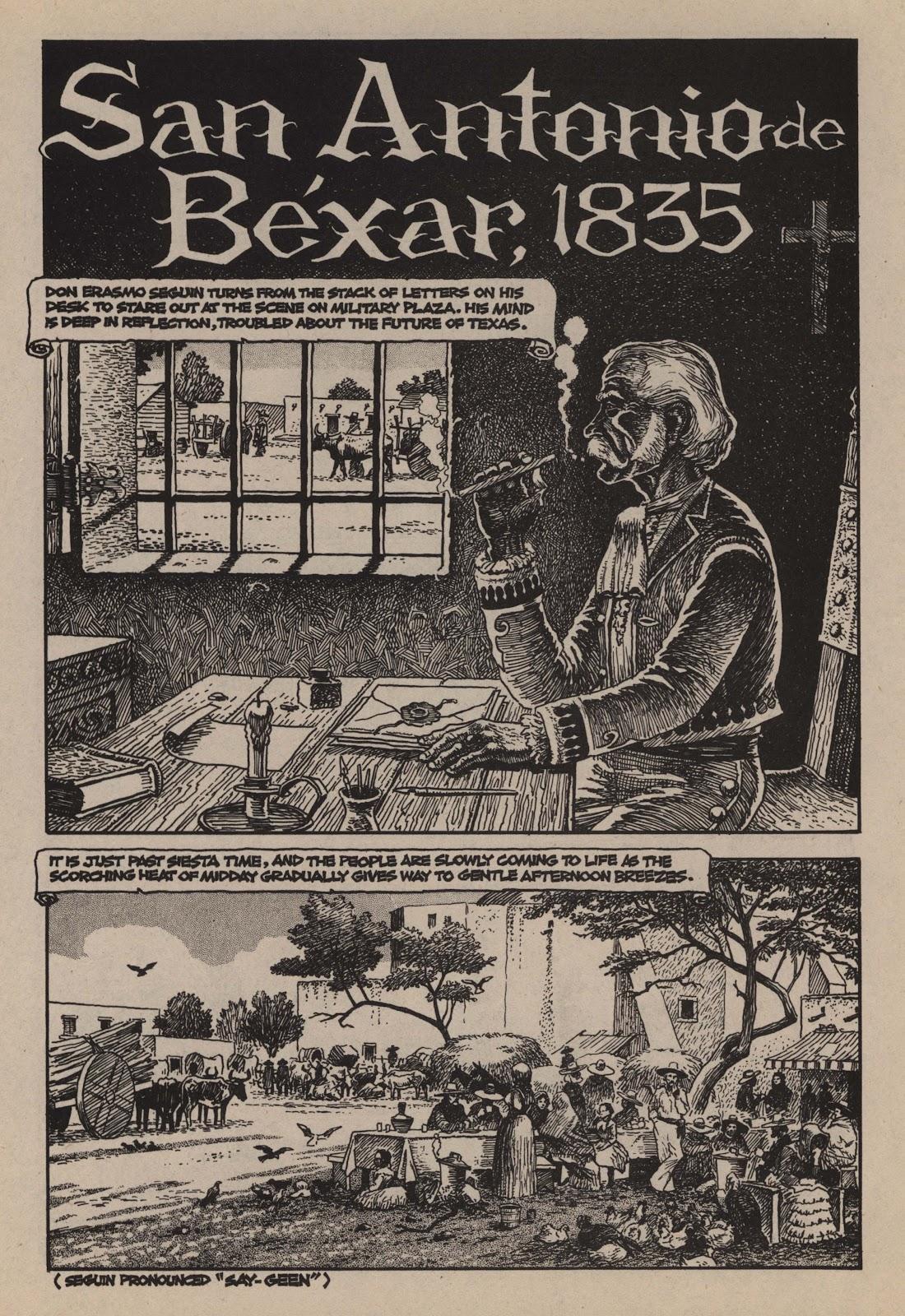 Recuerden el Alamo issue Full - Page 6