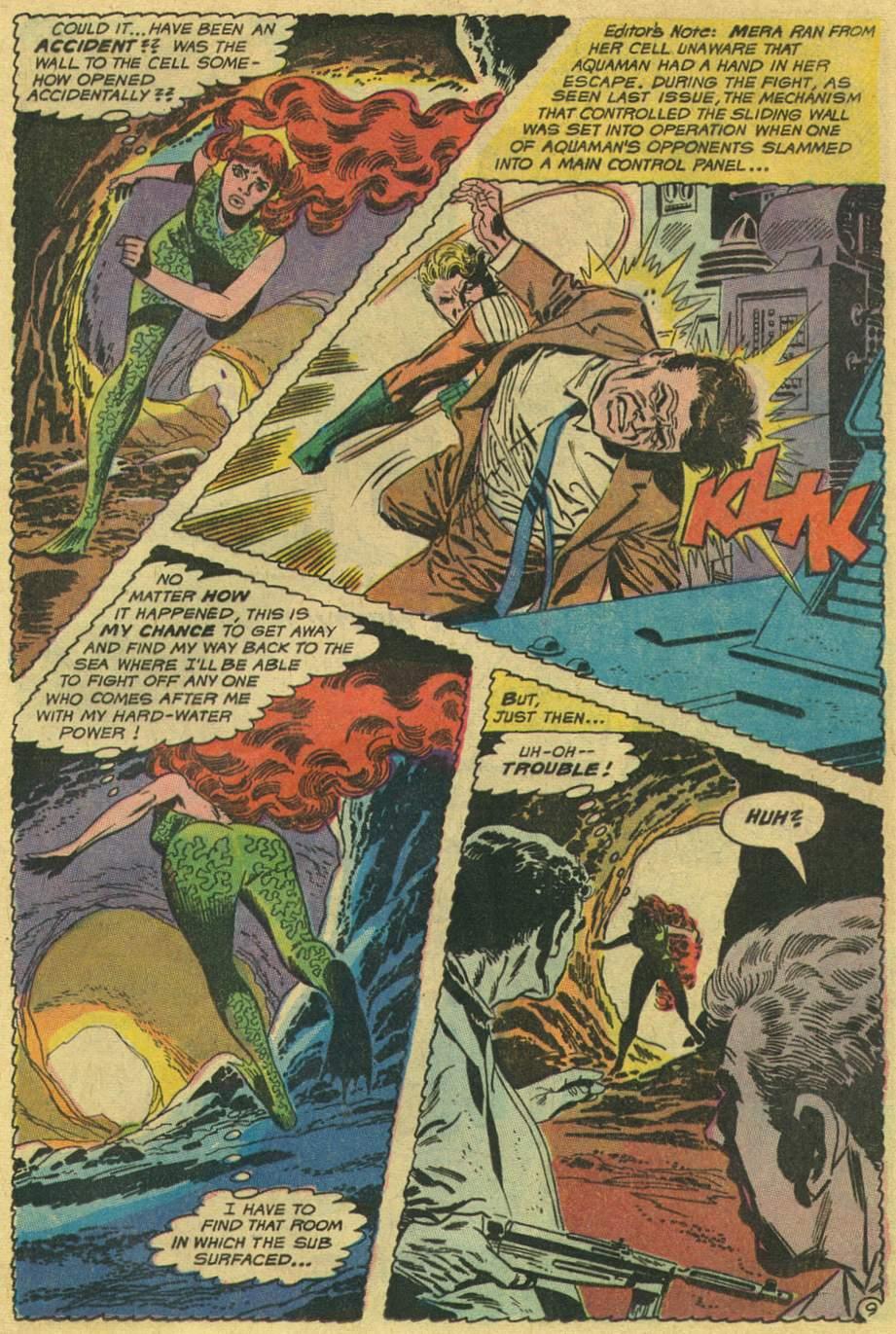 Read online Adventure Comics (1938) comic -  Issue #497 - 33