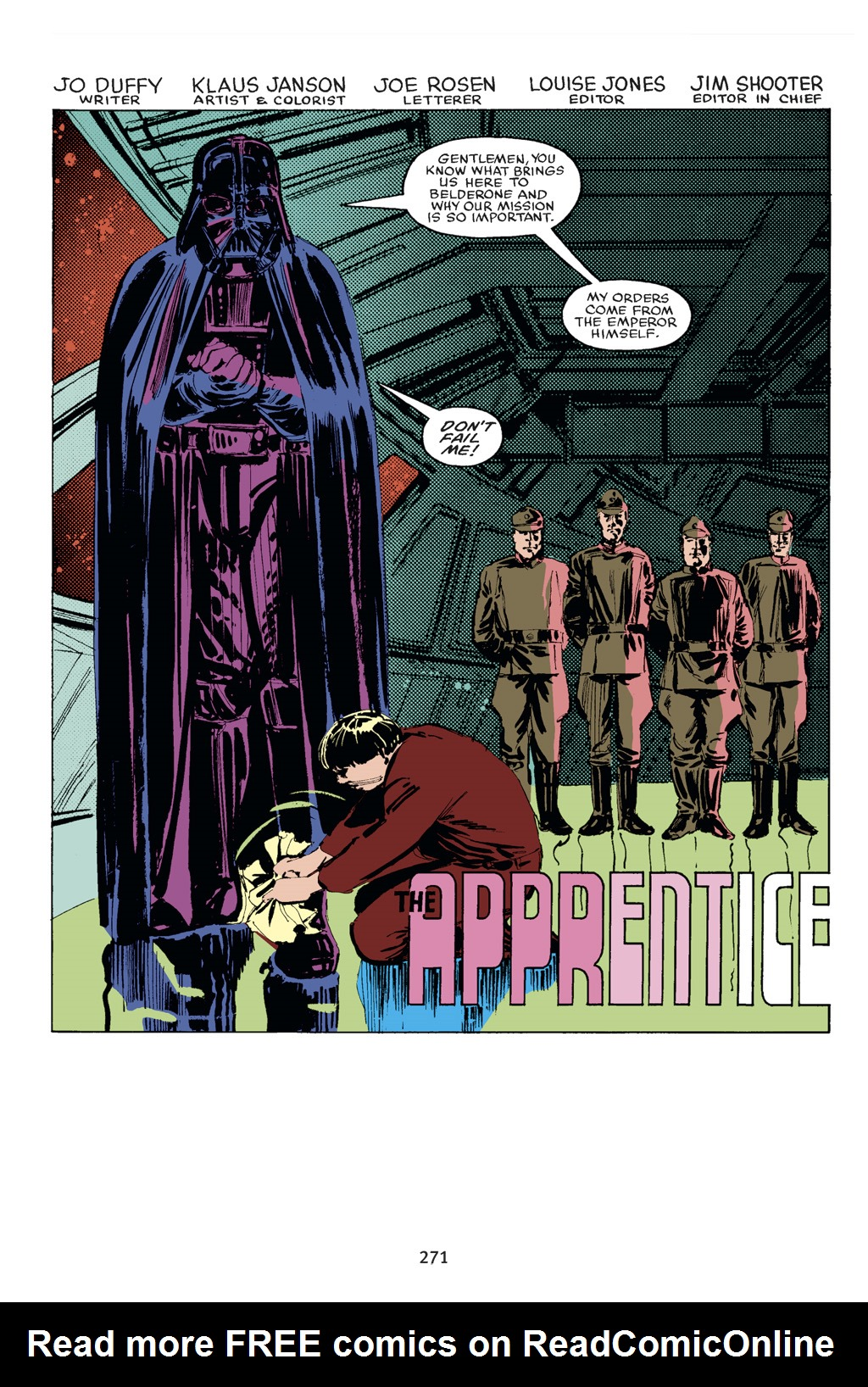 Read online Star Wars Omnibus comic -  Issue # Vol. 18 - 256