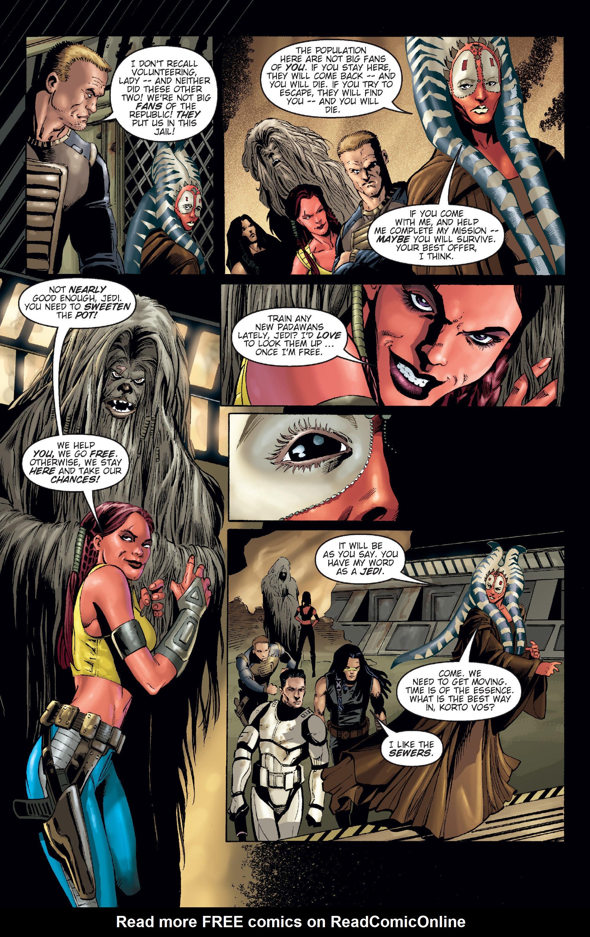 Read online Star Wars Omnibus comic -  Issue # Vol. 24 - 203