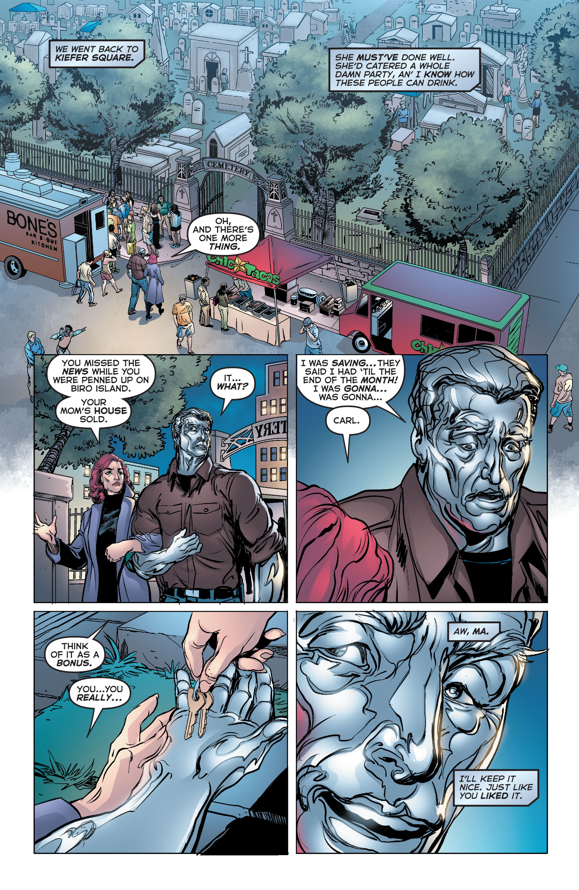 Read online Astro City comic -  Issue #34 - 24
