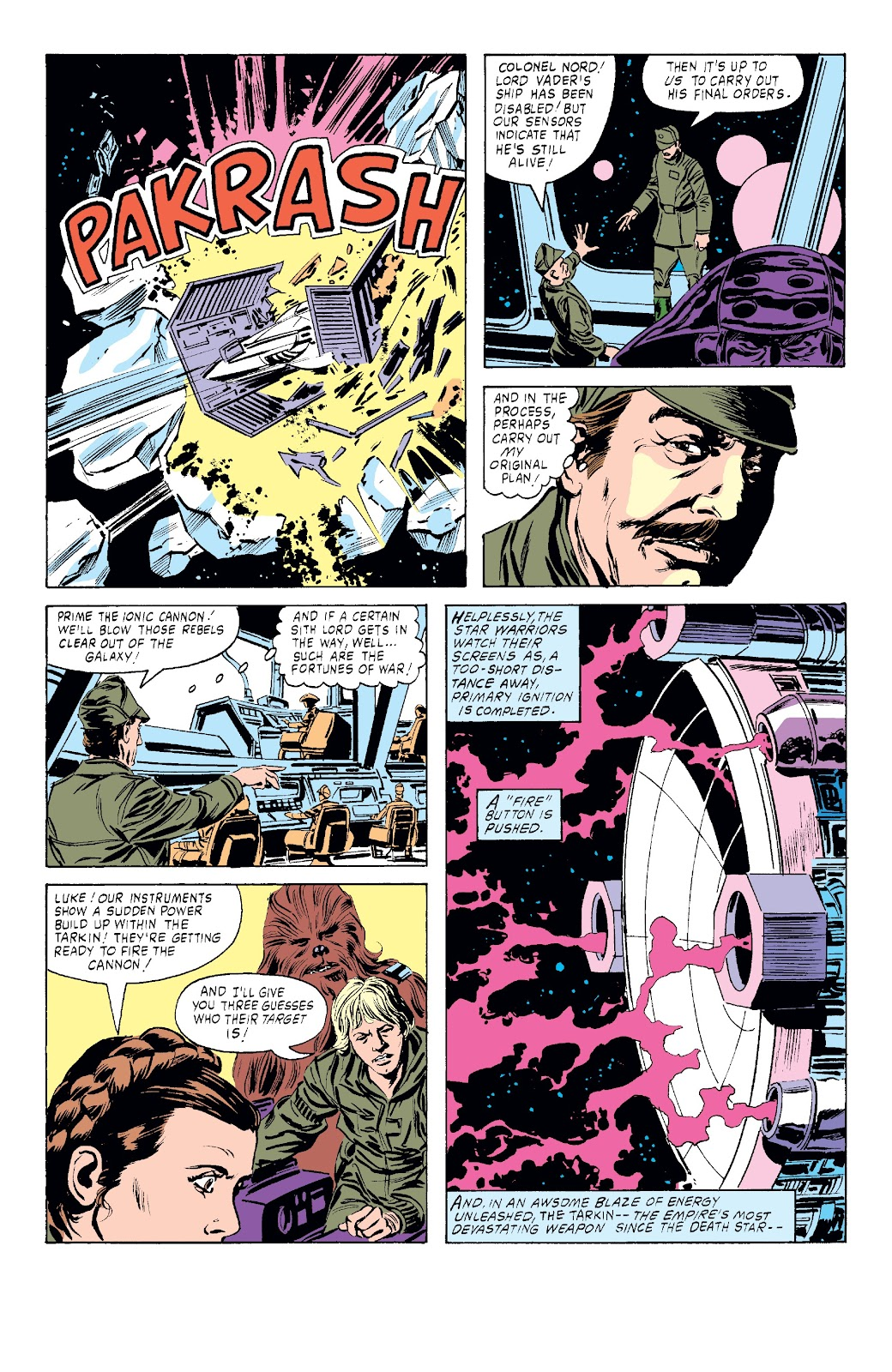 Read online Star Wars Legends: The Original Marvel Years - Epic Collection comic -  Issue # TPB 3 (Part 4) - 9