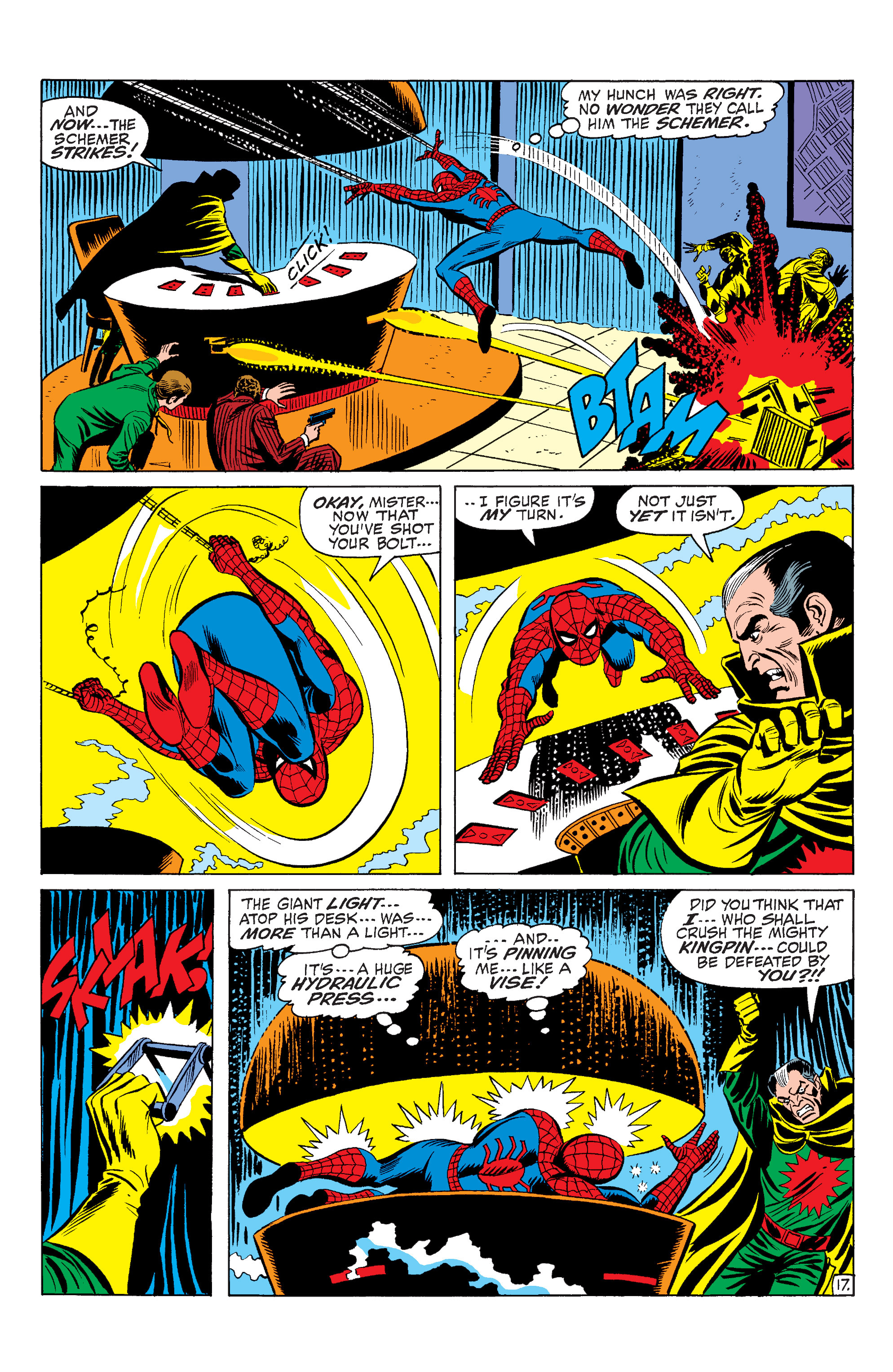 The Amazing Spider-Man (1963) 83 Page 17