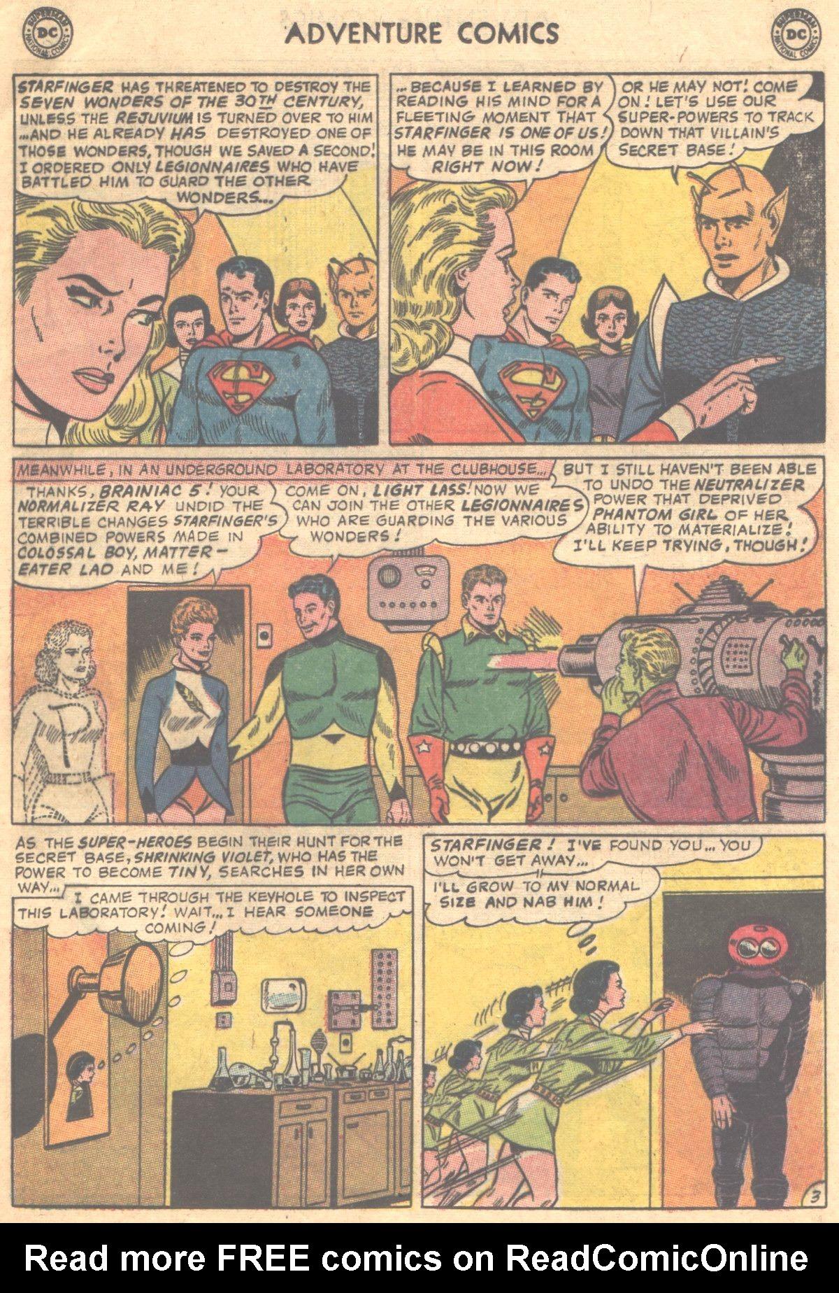 Read online Adventure Comics (1938) comic -  Issue #336 - 6