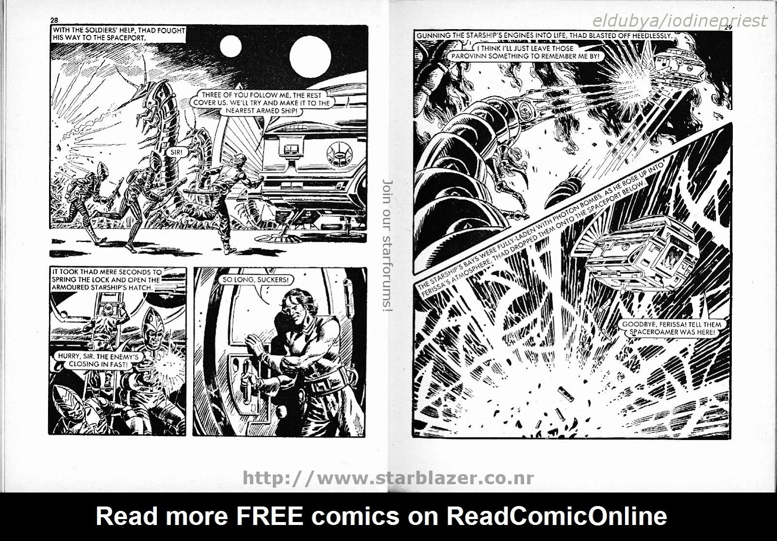Starblazer issue 141 - Page 16